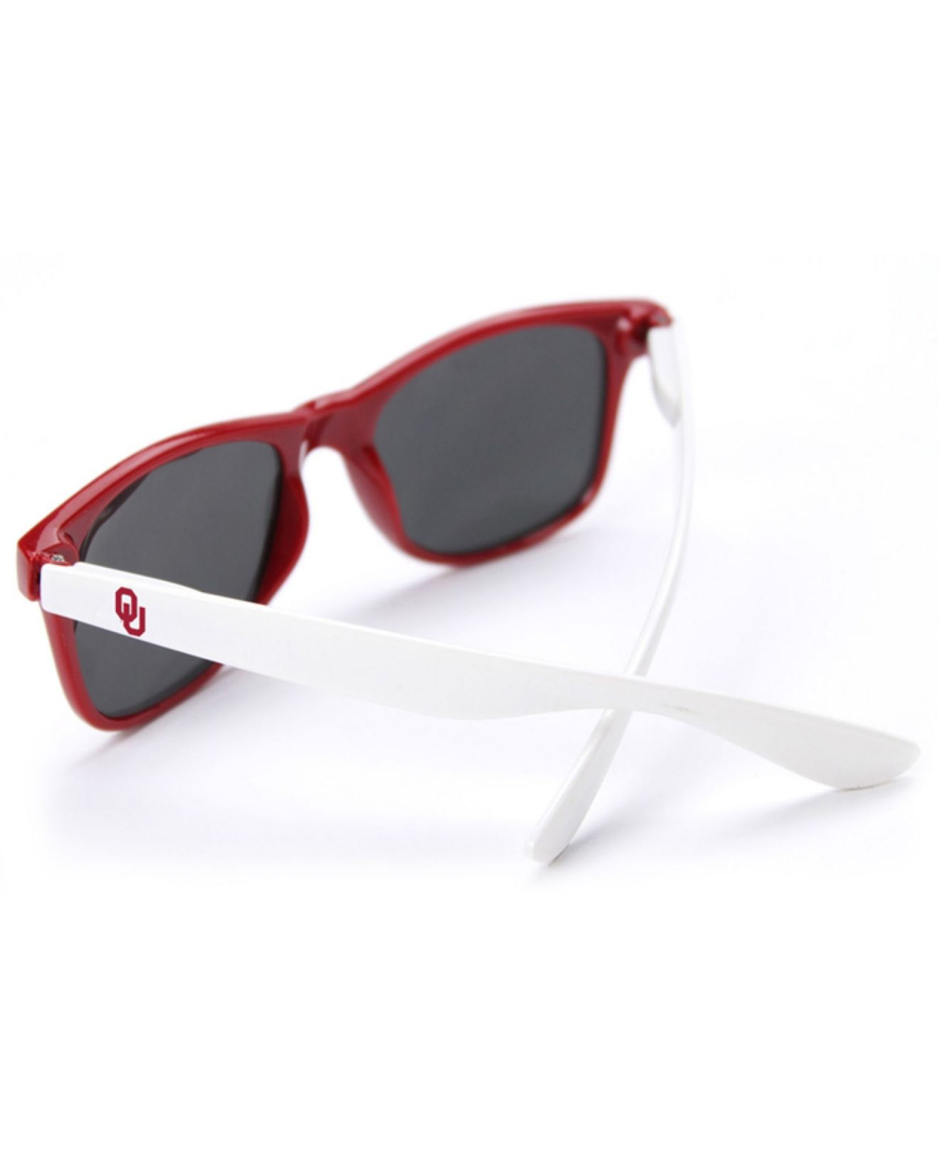 Oklahoma Sooners Sunglasses  society 43 oklahoma sooners sunglasses in red for men lyst