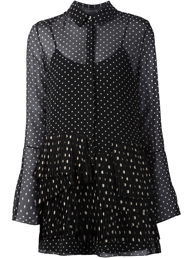 66 results for mens black and white polka dot shirt Save mens black and white polka dot shirt to get e-mail alerts and updates on your eBay Feed. Unfollow mens black and white polka dot shirt to stop getting updates on your eBay feed.