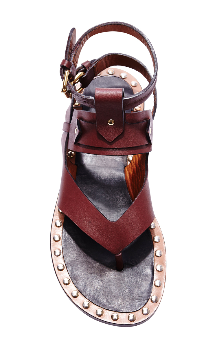 Lyst Isabel Marant Circus Maximus Justy Shoes In
