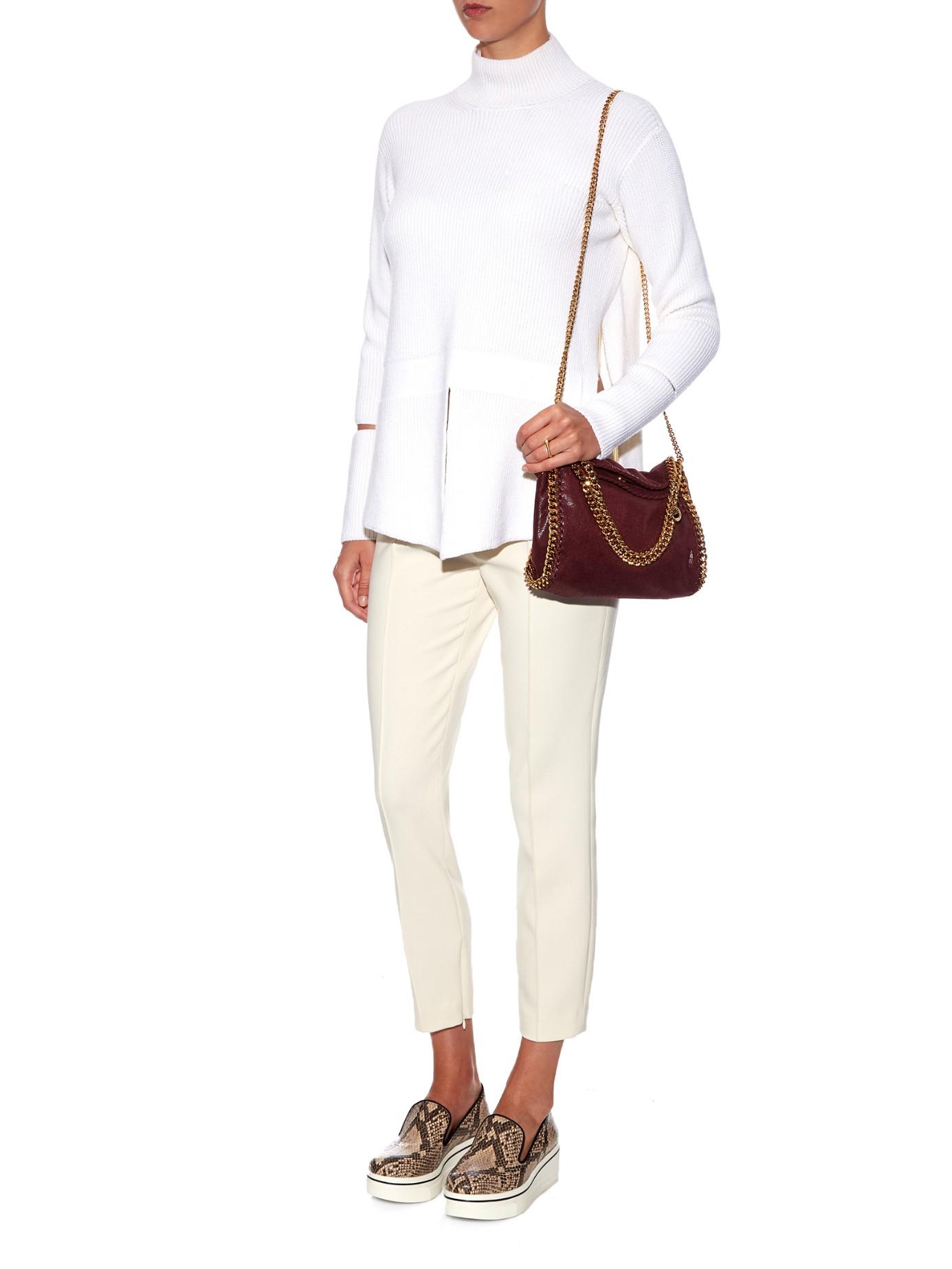 e3b16a7230e87 Stella Mccartney Falabella Mini Bag