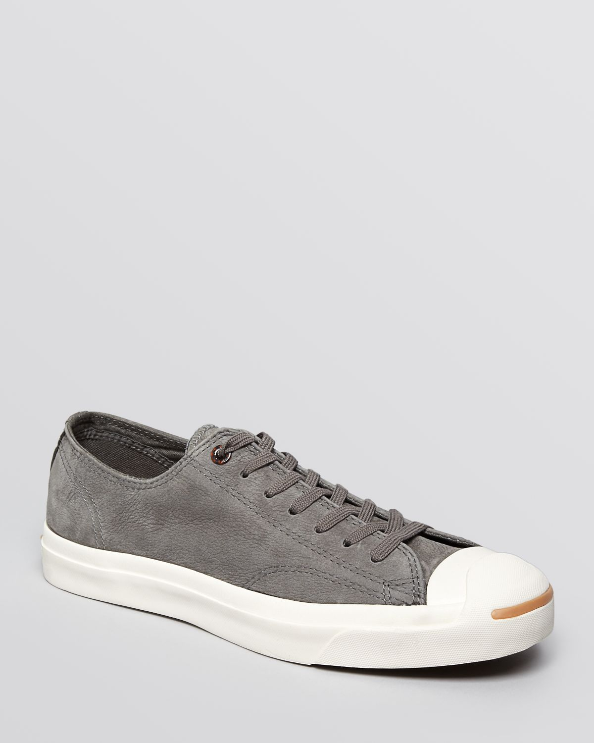 d58dd4d58db3 ... wholesale lyst converse jack purcell suede sneakers in gray for men  1f3c2 29f41