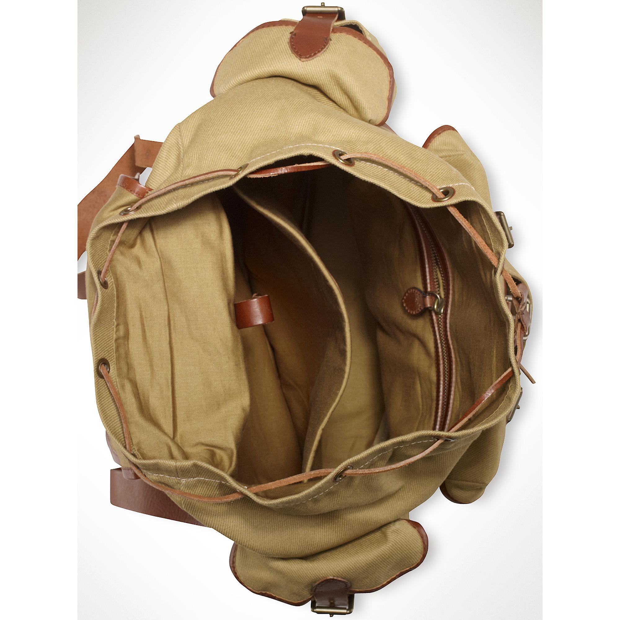 eae8e664dfab Polo canvas backpack fenix toulouse handball jpg 2000x2000 Polo canvas  backpack