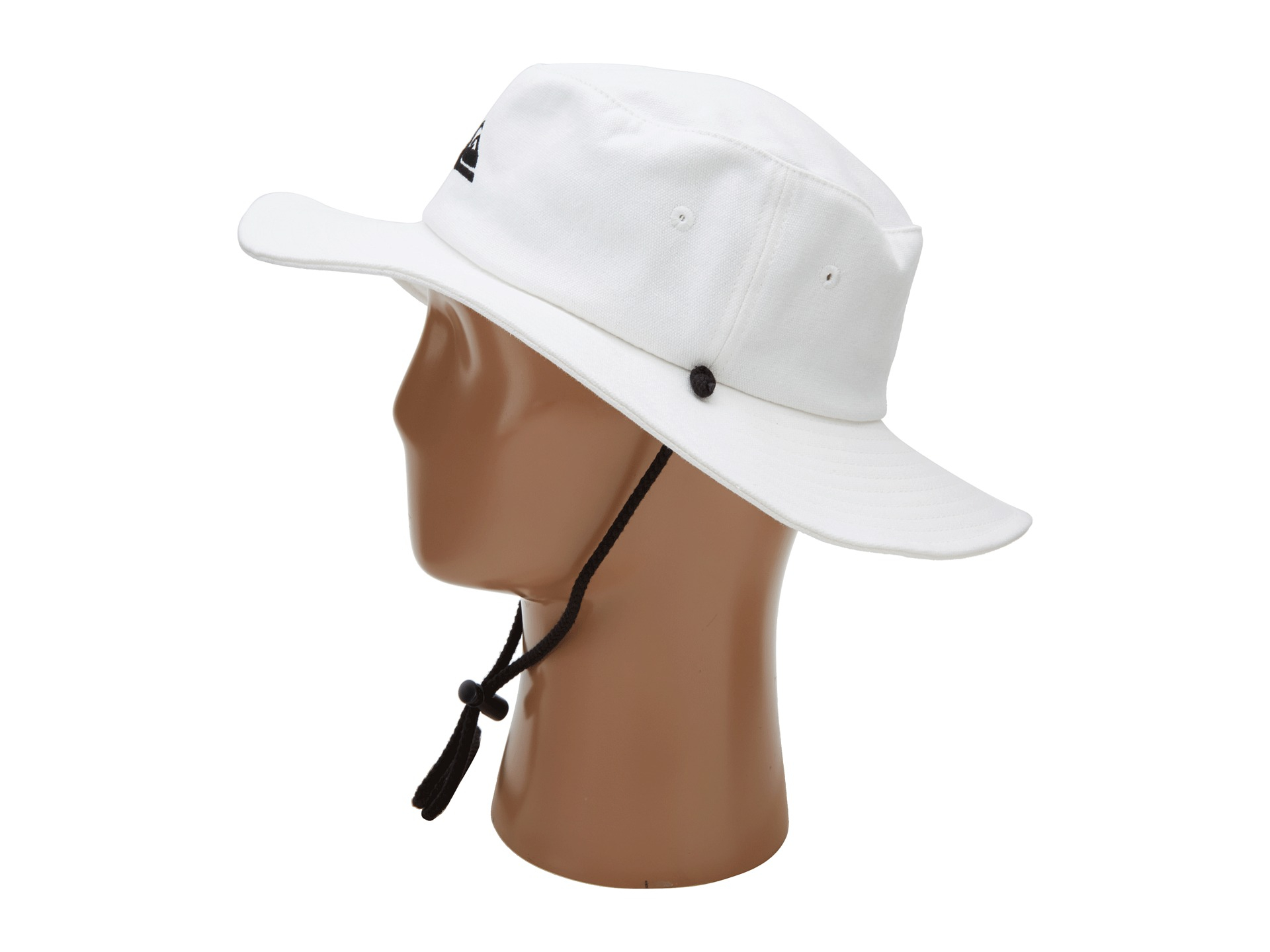 35955834b64978 coupon bushmaster light fishing hat by quiksilver d2862 19a25; spain lyst quiksilver  original bushmaster hat in white for men 7ad00 b4c1e