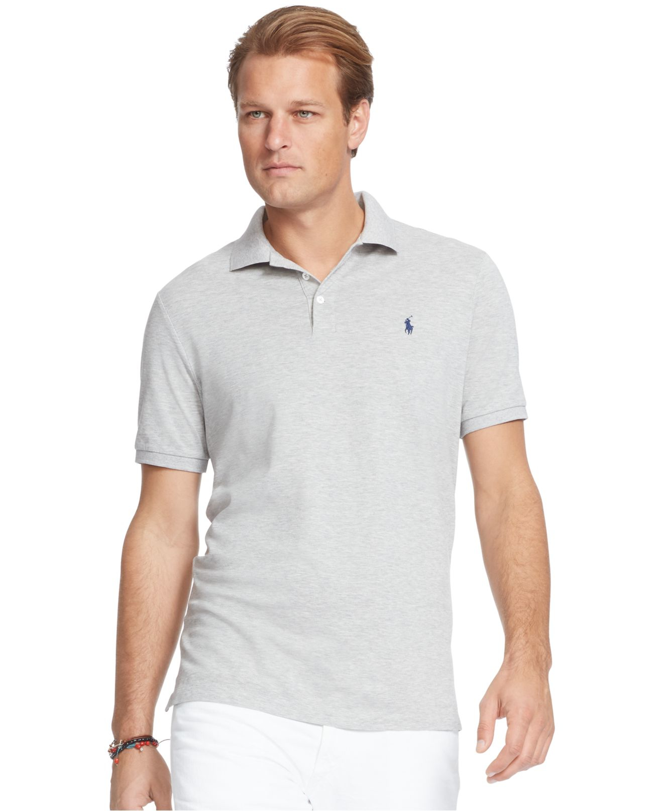 polo ralph lauren men 39 s big and tall classic fit mesh polo