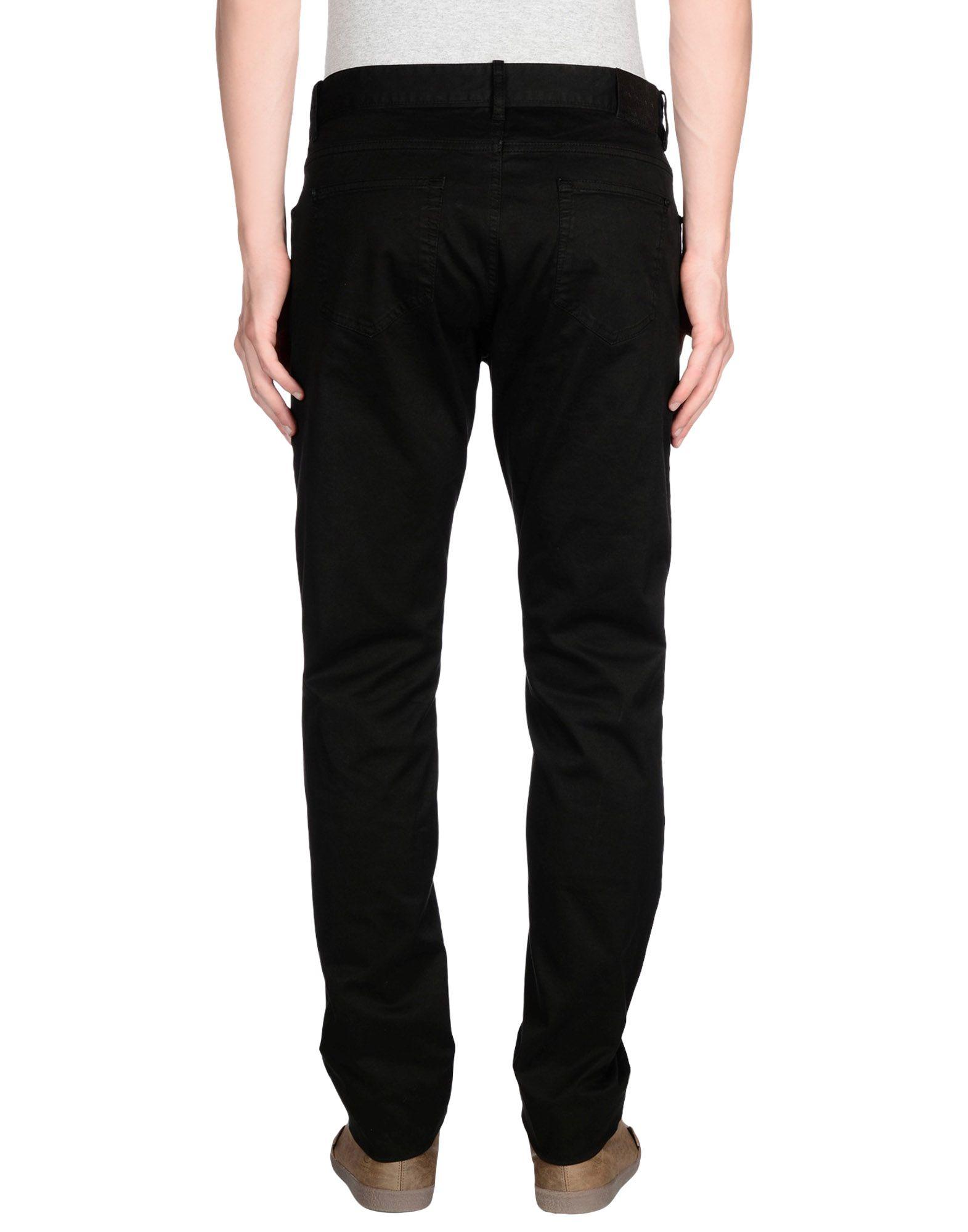 Balenciaga Casual Trouser in Black for Men