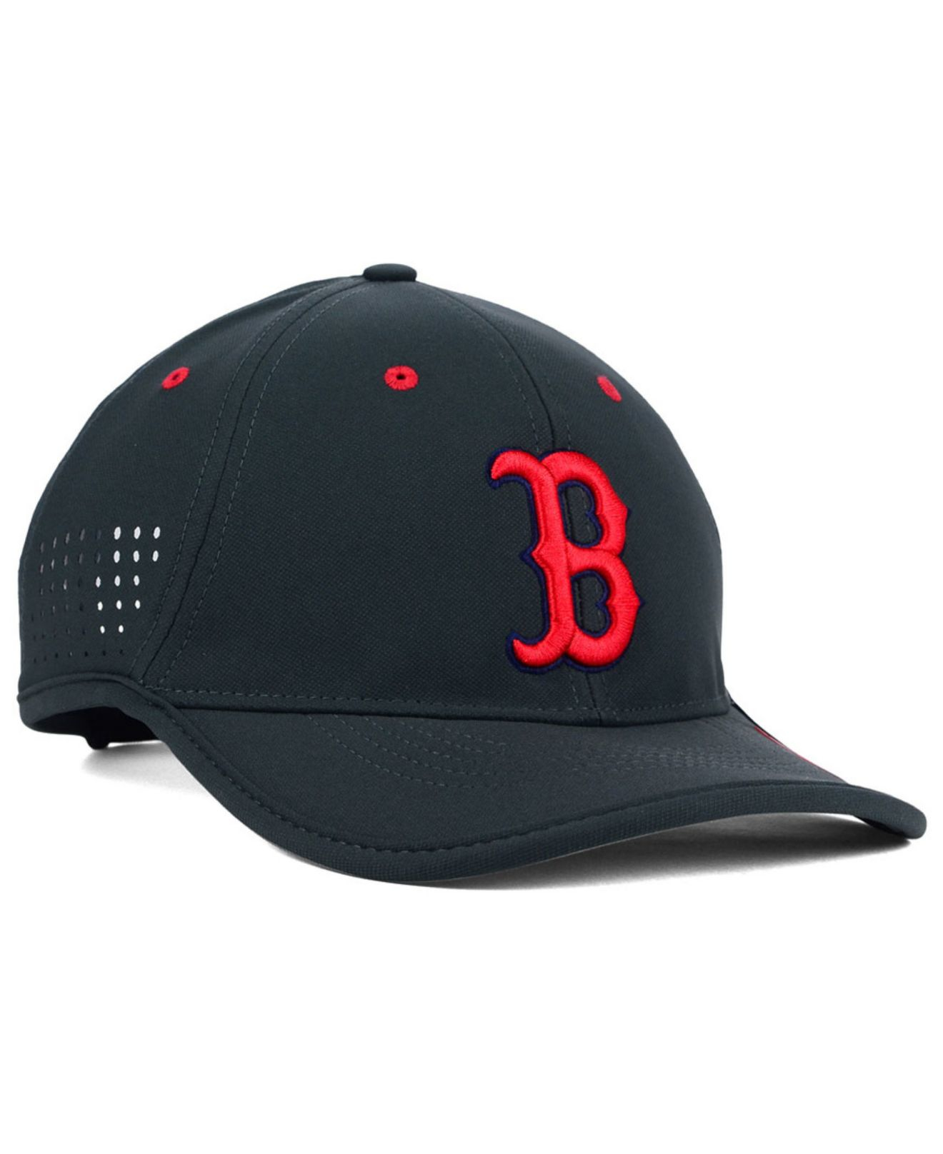 huge selection of 5cb8d 2713a ... greece lyst nike boston red sox vapor swoosh adjustable cap in gray for  men 6dee4 1b313