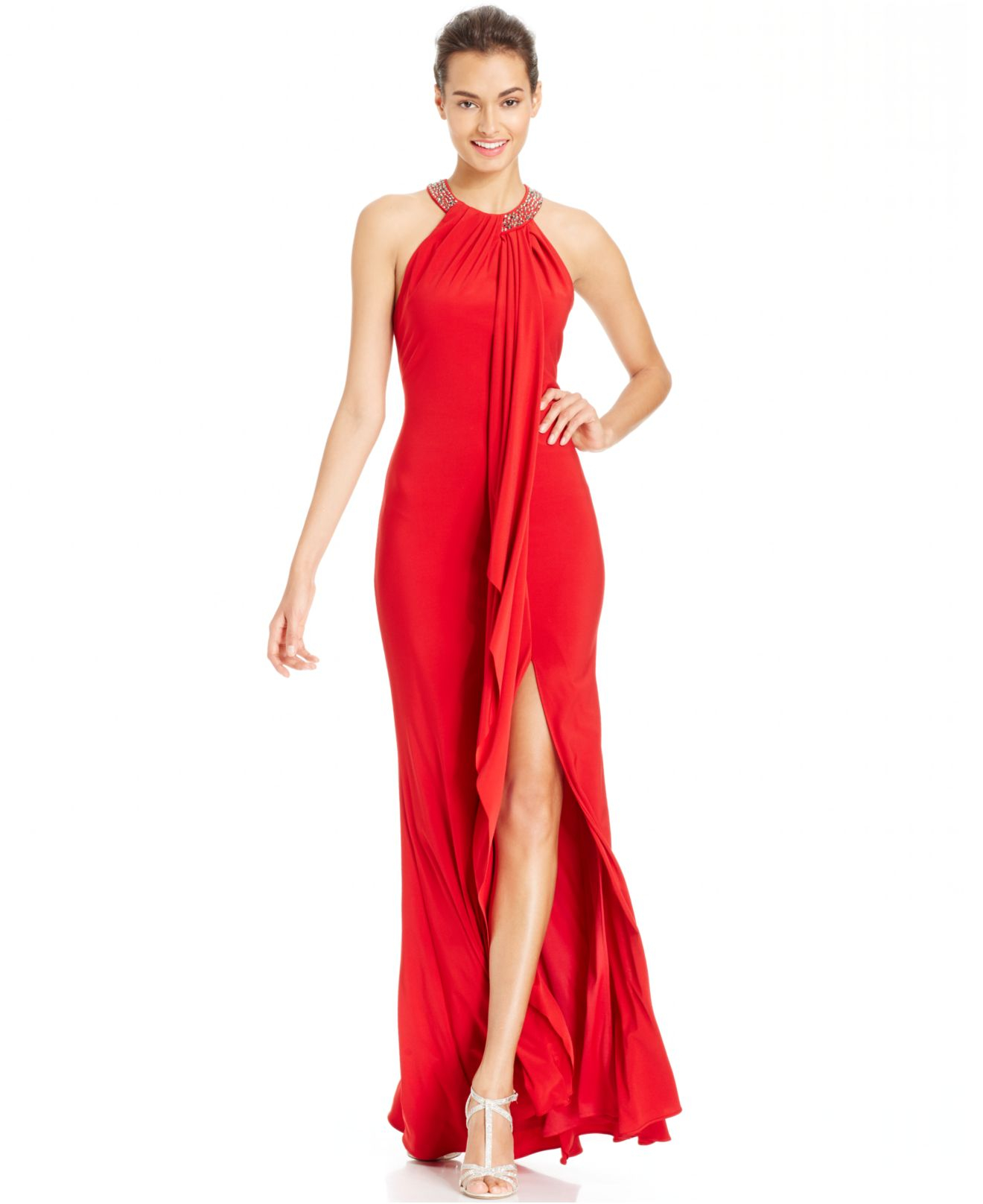 red halter gown - Yahoo Canada Image Search Results