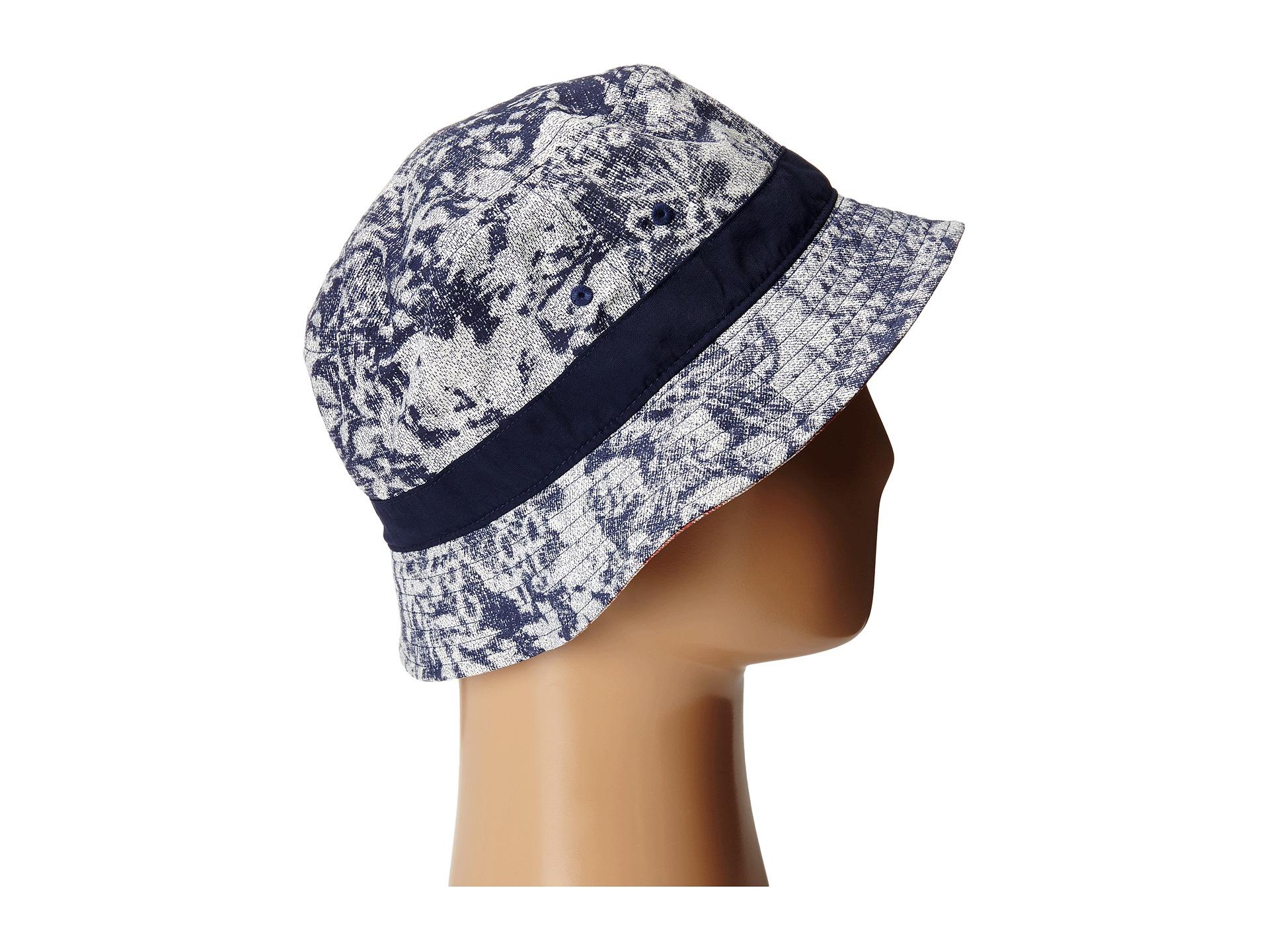 ff38f8e52ab Lyst - Patagonia Wavefarer Bucket Hat in Blue