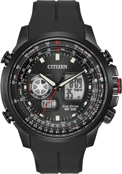 citizen s analog digital chronograph eco drive