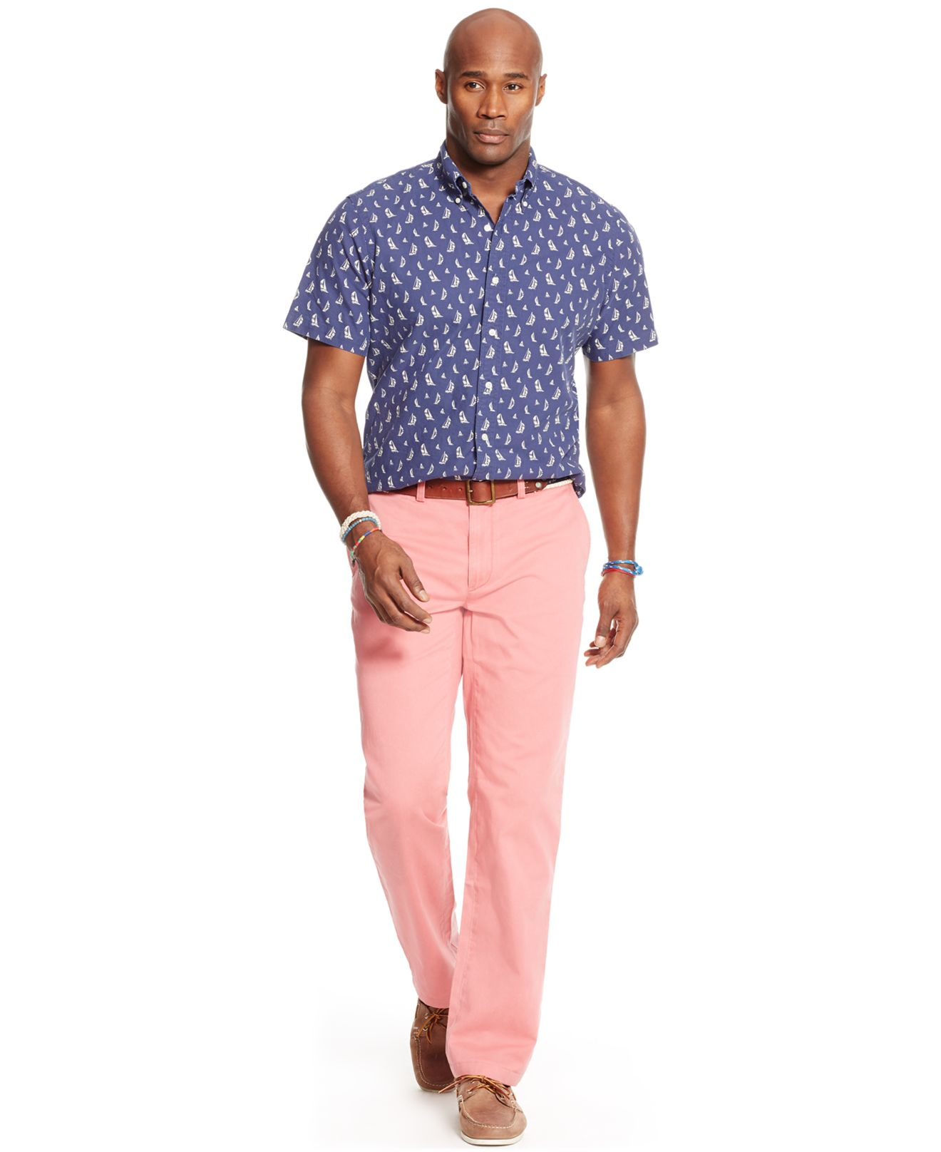Polo Ralph Lauren Men S Big Amp Tall Classic Fit Flat Front
