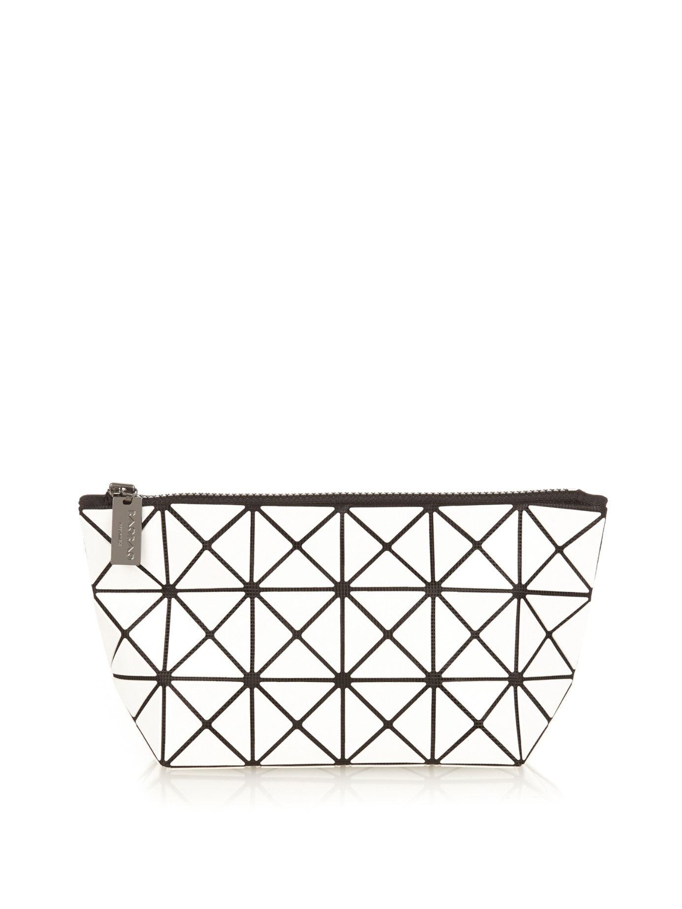 Lyst - Bao Bao Issey Miyake Lucent Basic Cosmetics Case in White 899382fe9d