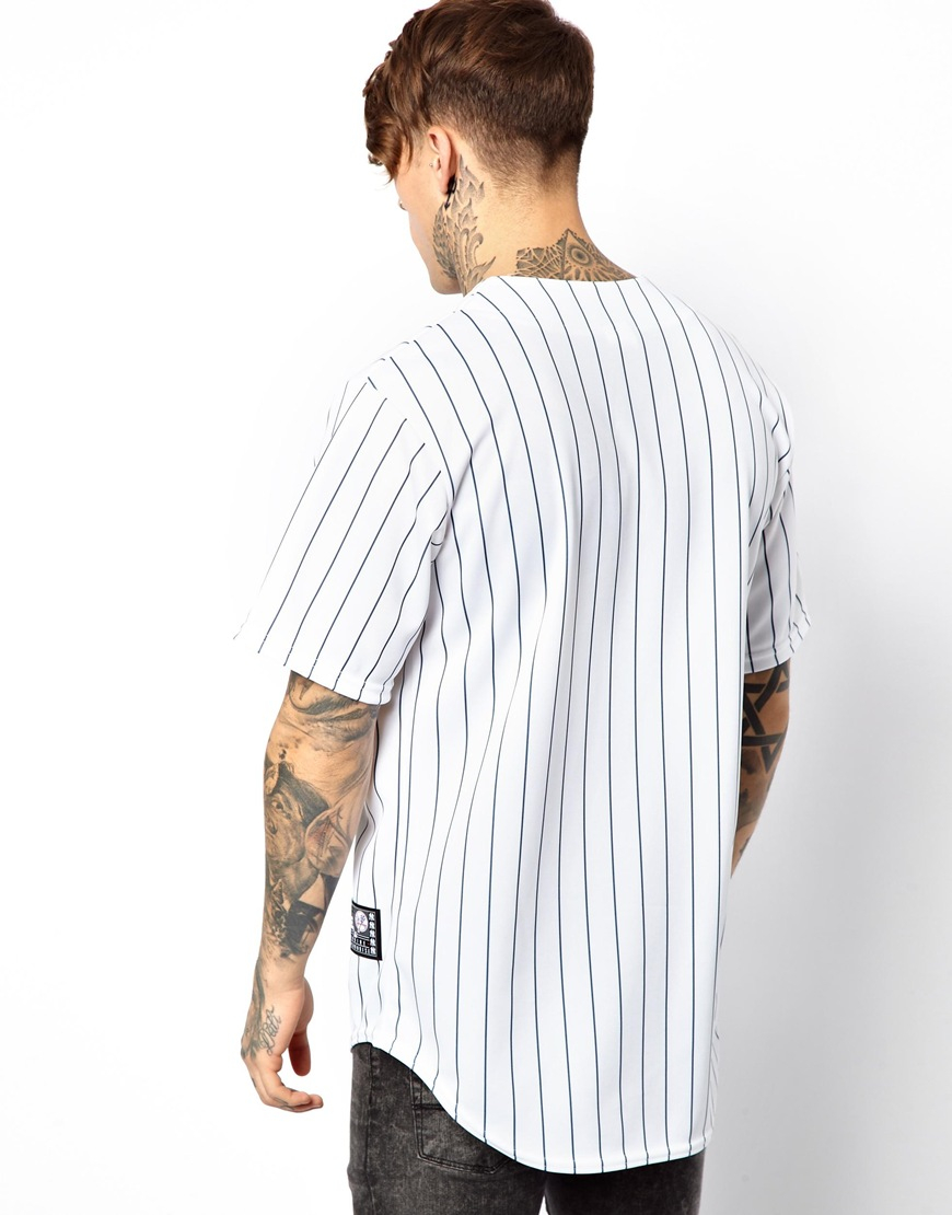 new arrivals 50a69 c07d9 Majestic White Ny Yankees Baseball Jersey for men