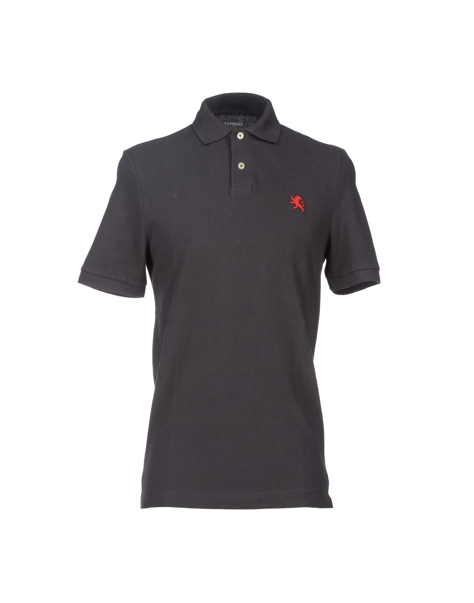 Express Polo Shirt In Gray For Men Lyst