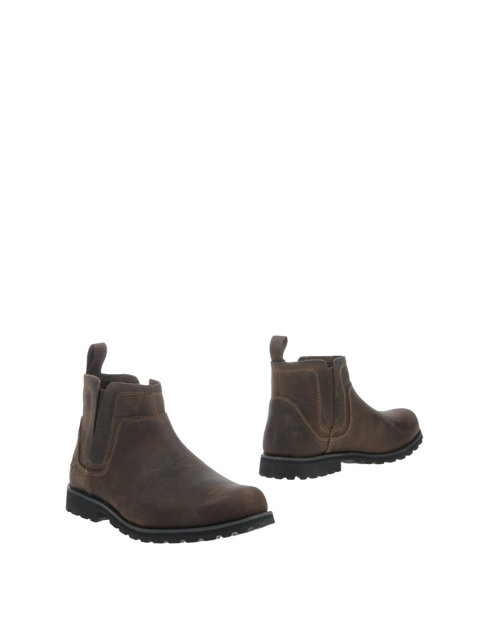 timberland suede chelsea boots in brown for lyst