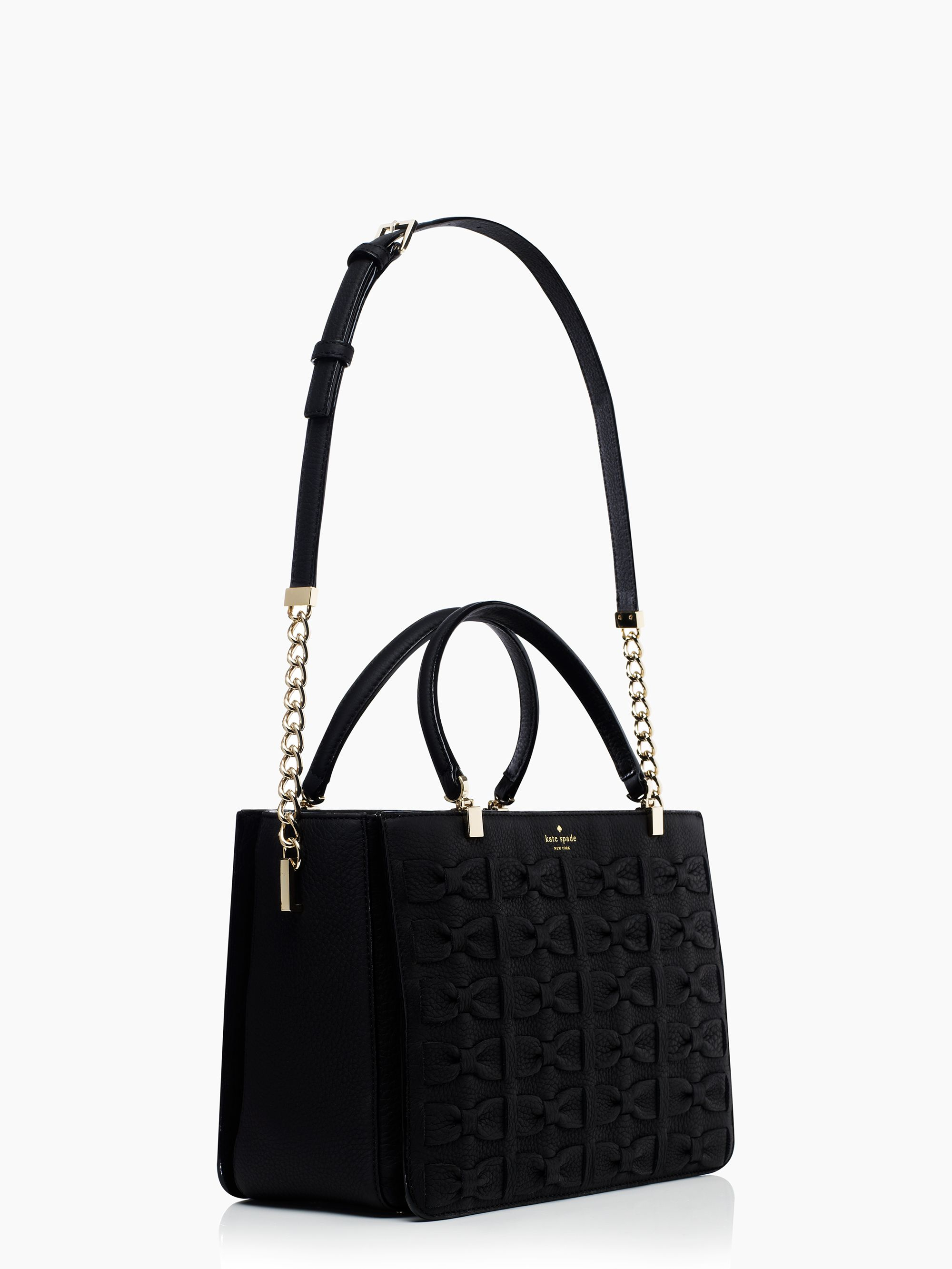 Lyst Kate Spade New York Chaplin Drive Celeste In Black