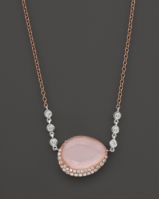 Kendra Scott Black Drusy Necklace