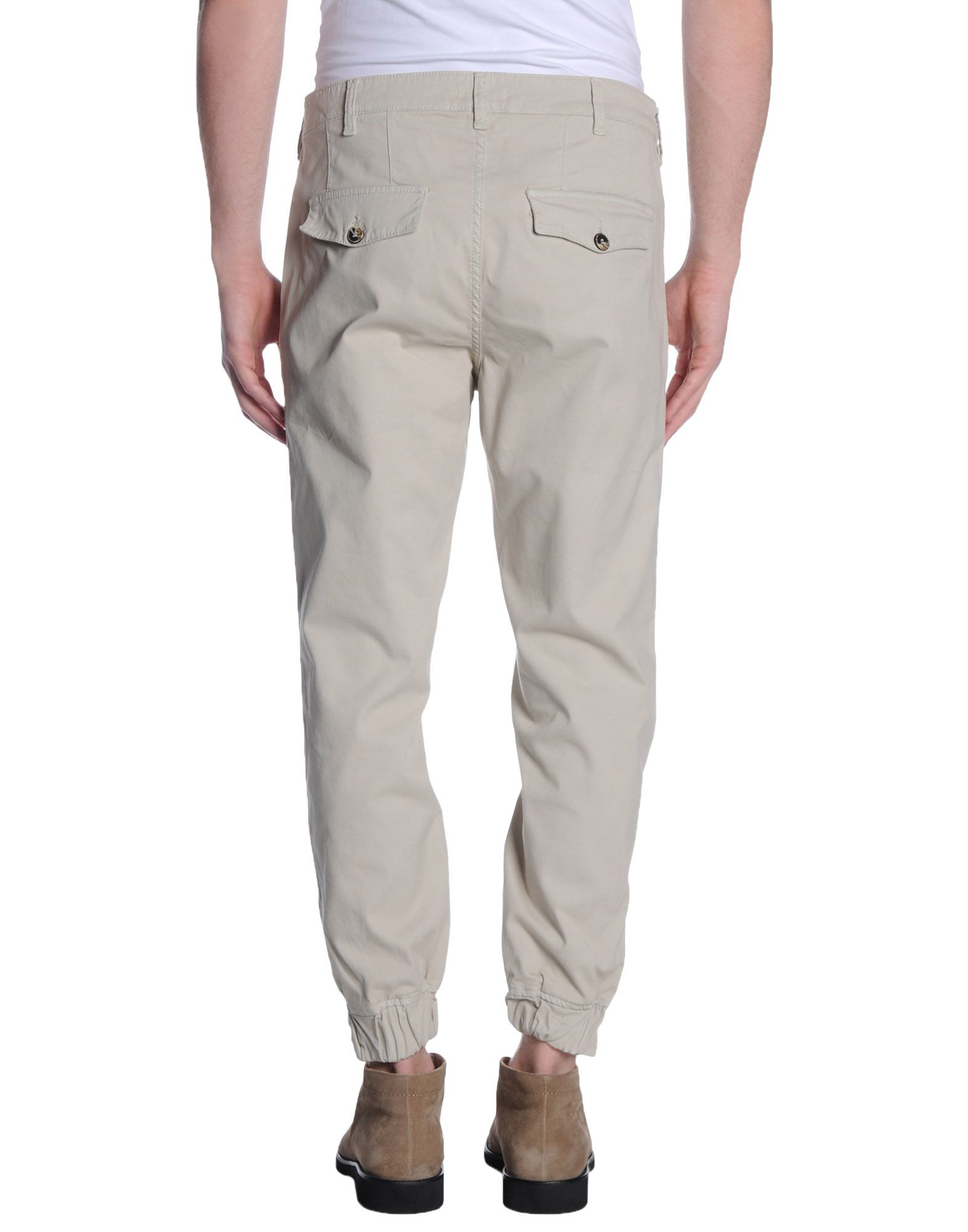 Men's Regular Canvas Trouser Jeans