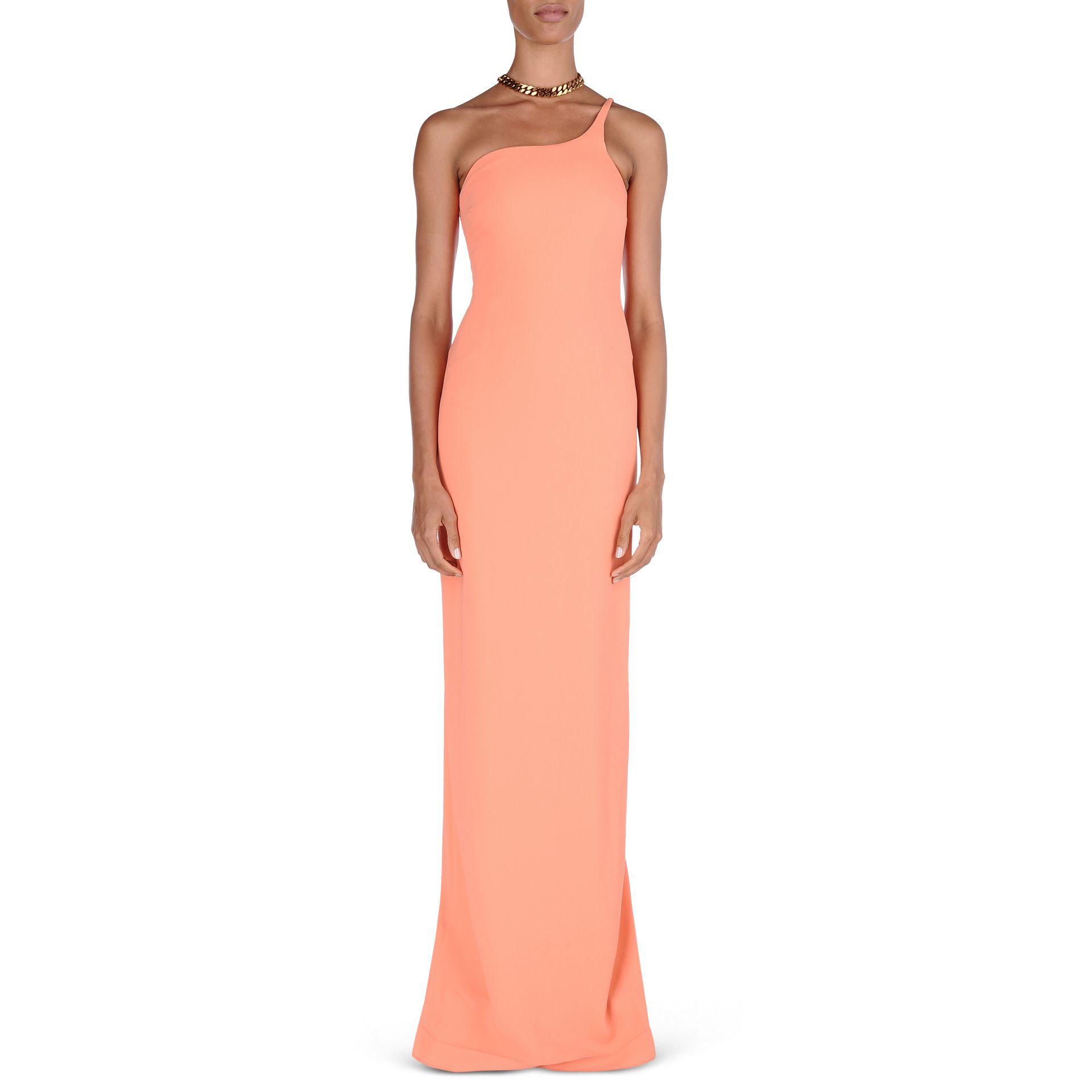 Lyst - Stella Mccartney Mirabella Dress in Orange