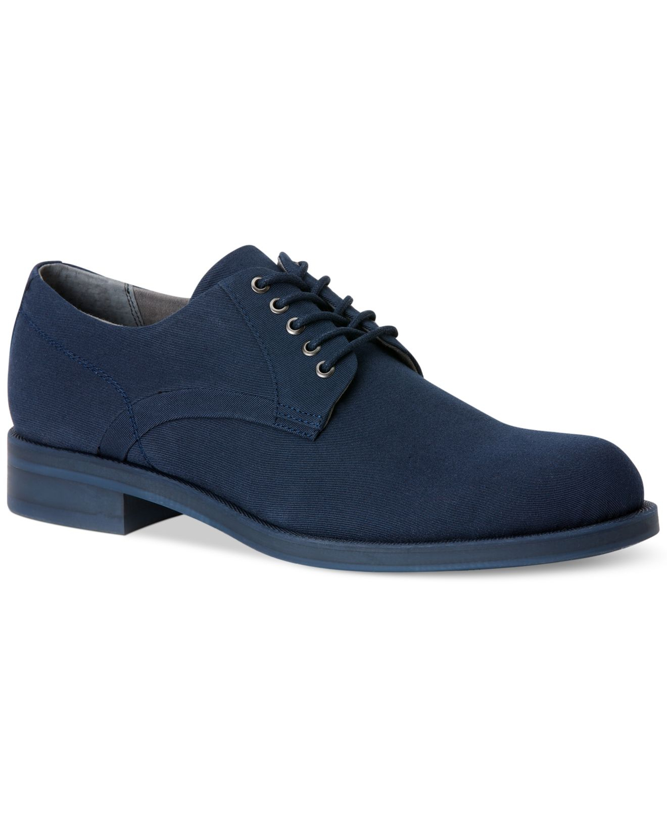 calvin klein homer shoes in blue for lyst