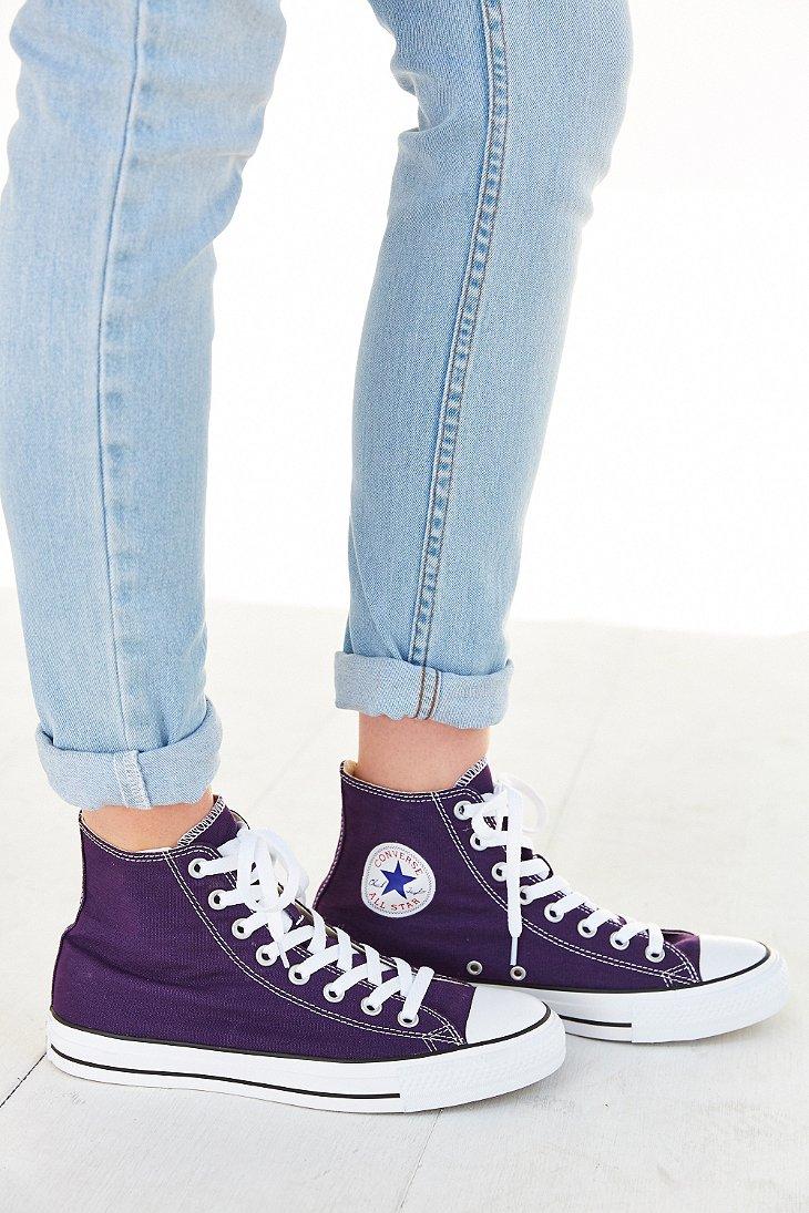 Converse Chuck Taylor All Star Seasonal Sneakers High