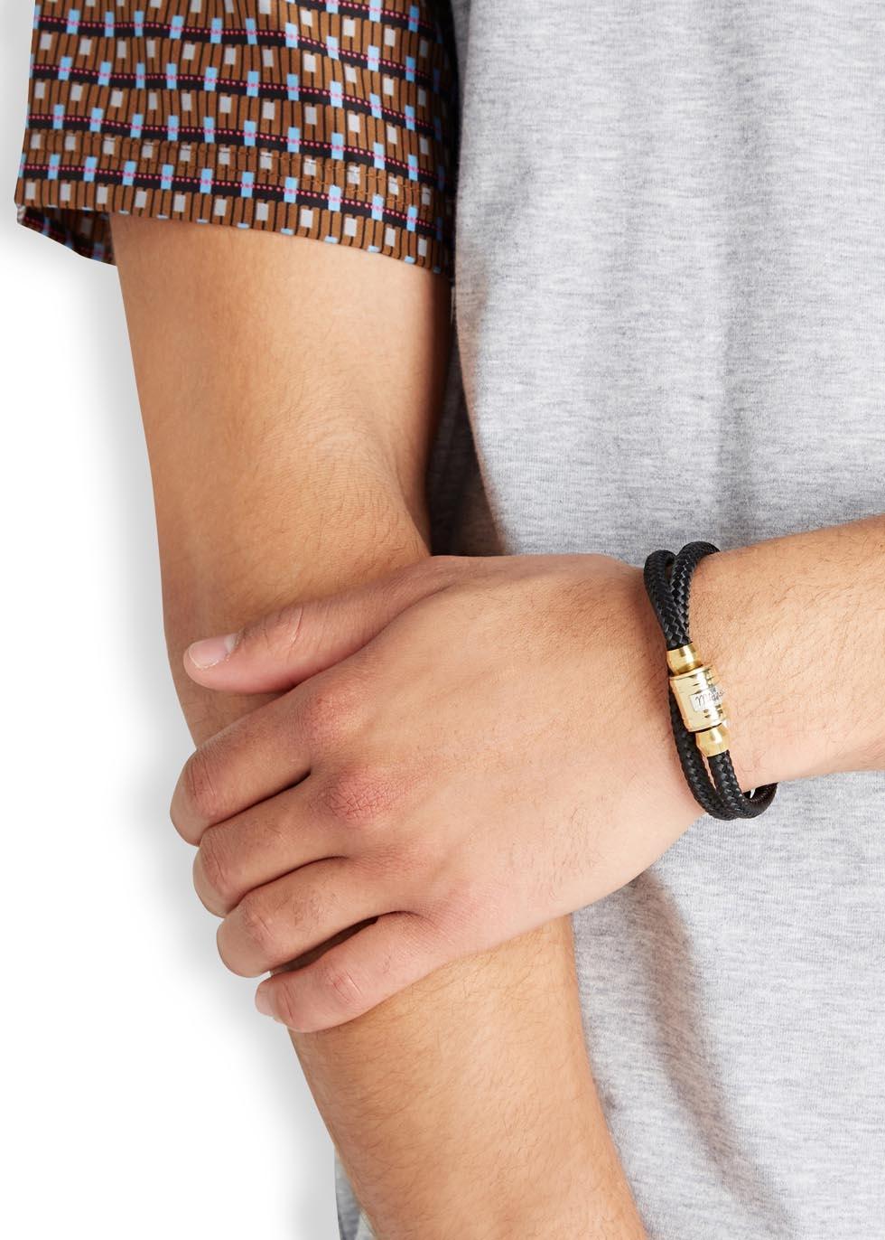 Miansai Casing rope bracelet xgCOD5xtw