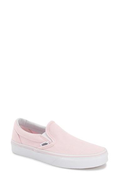 'classic' Slip-on Sneaker