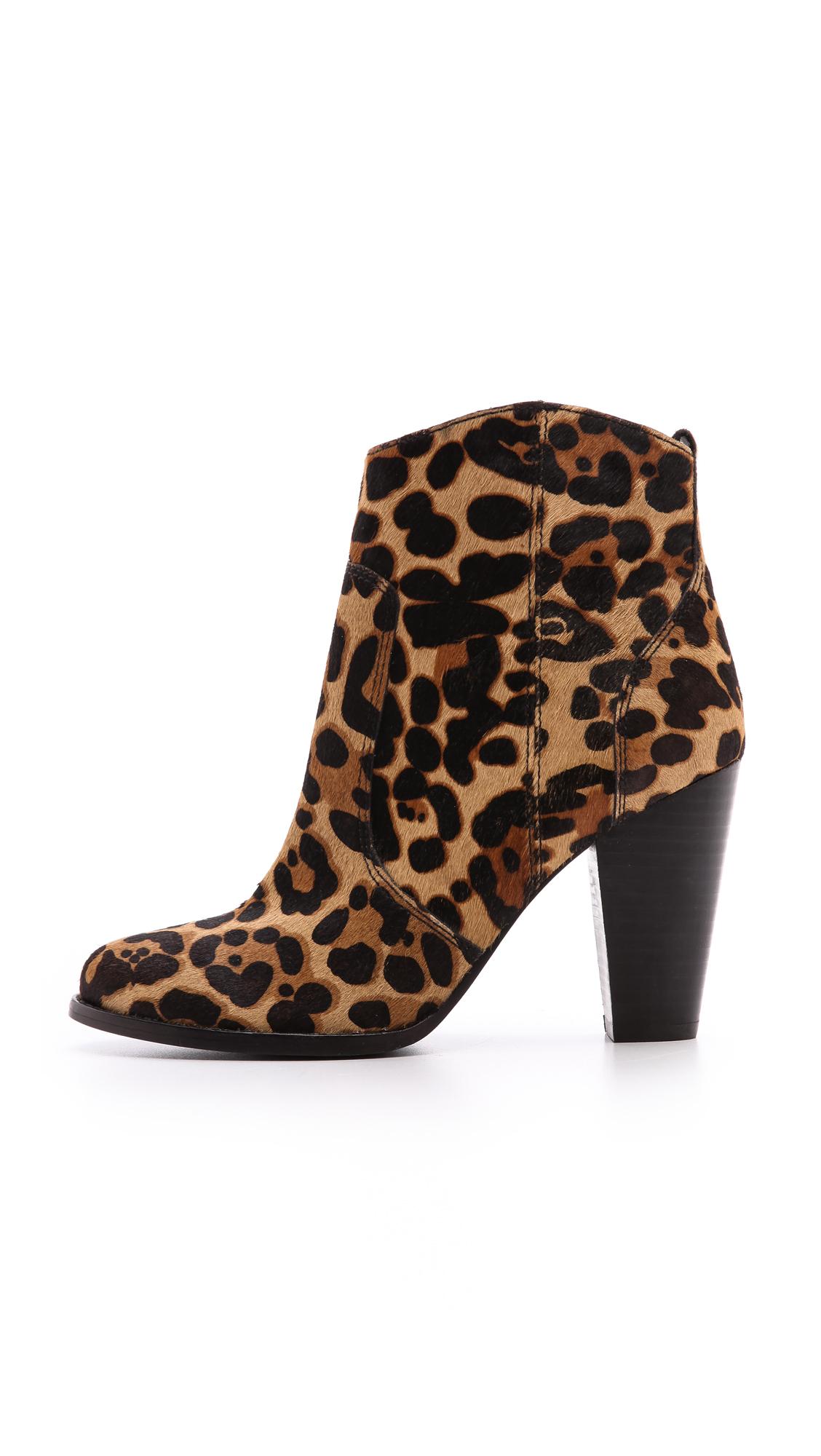 Joie Leather Joie - Leopard