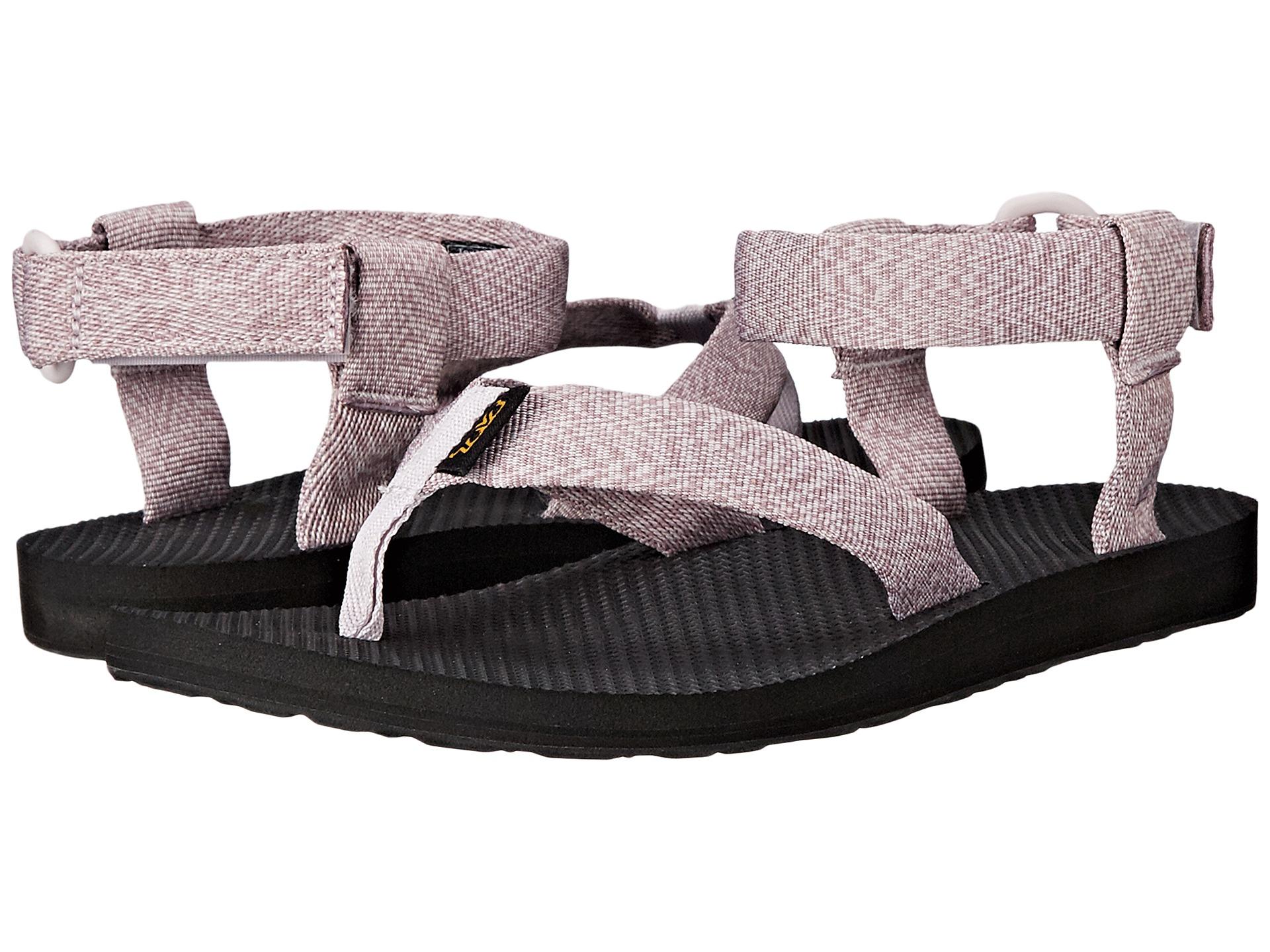 5780d73268f402 Lyst - Teva Original Sandal in Gray