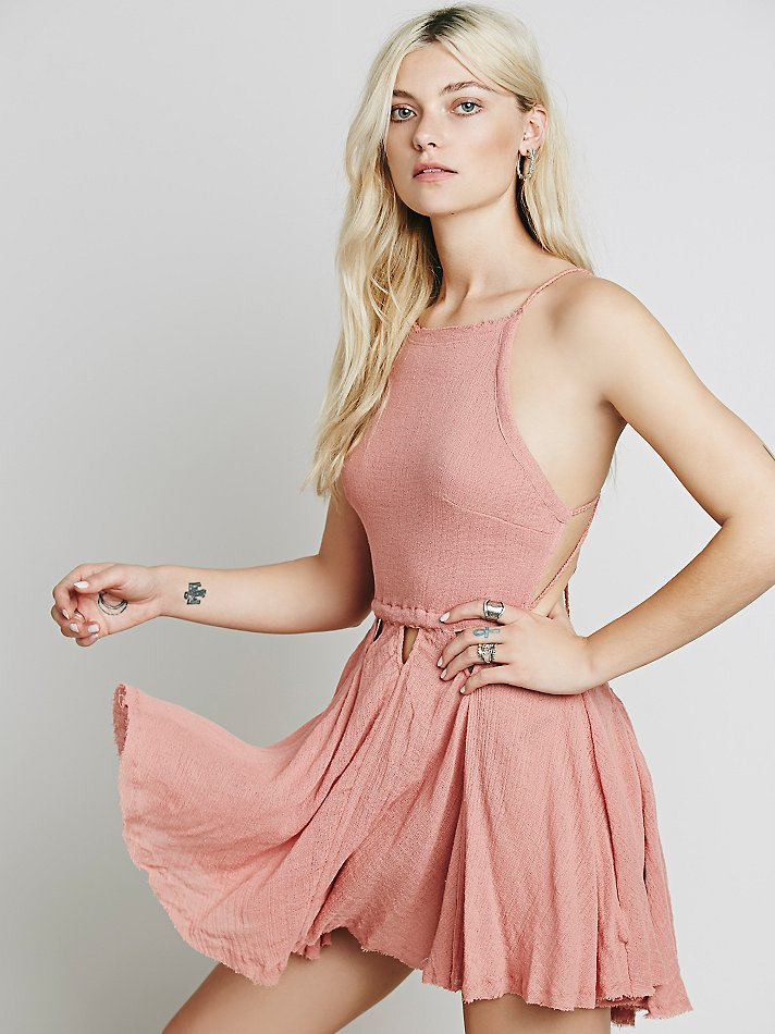Endless summer live for your smile dress