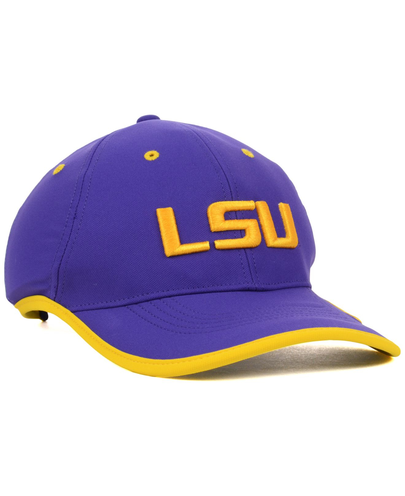 ... sweden lyst nike lsu tigers coaches dri fit cap in purple for men 212f3  d3a10 6444183eede0