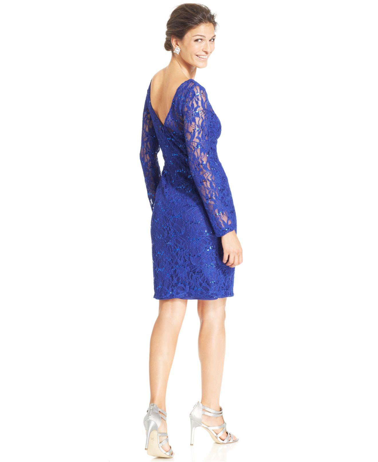 Js Collection Lace Dress Fashion Dresses