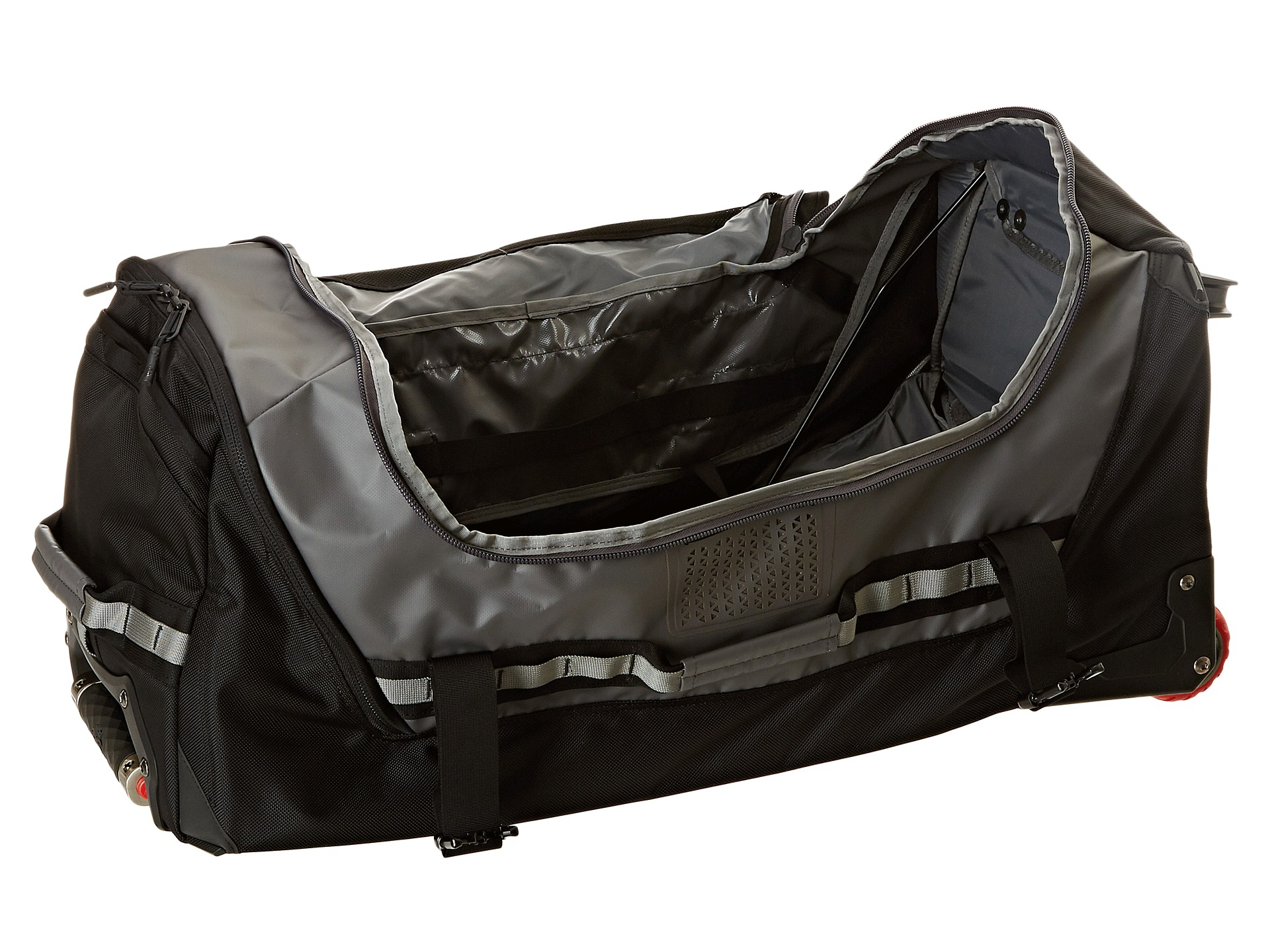 lyst the north face rolling thunder 30 in gray for men. Black Bedroom Furniture Sets. Home Design Ideas