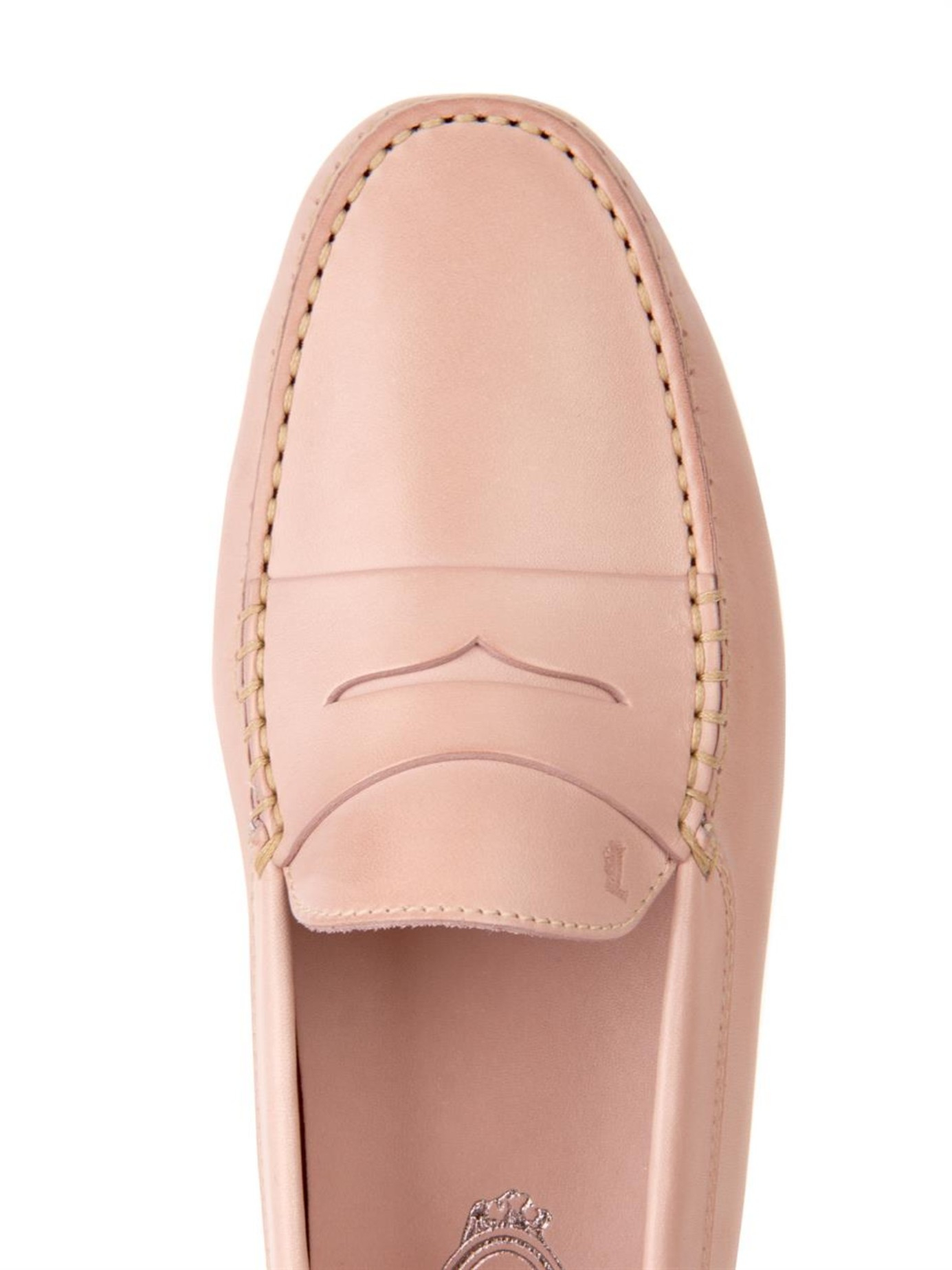 Pink 'gommino' Lyst In Tod's Loafers nqpqwYIB