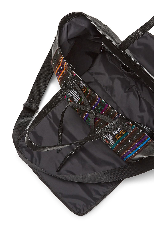 rebecca minkoff honest co x rm baby bag in black lyst. Black Bedroom Furniture Sets. Home Design Ideas