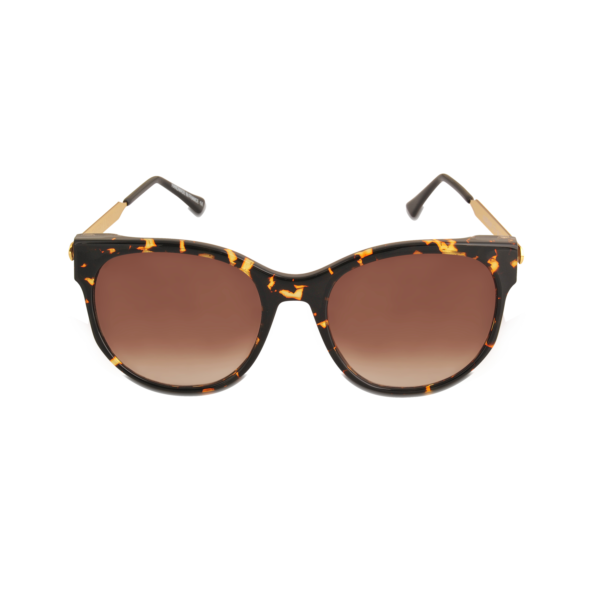 Thierry lasry Axxxexxxy Sunglasses in Brown