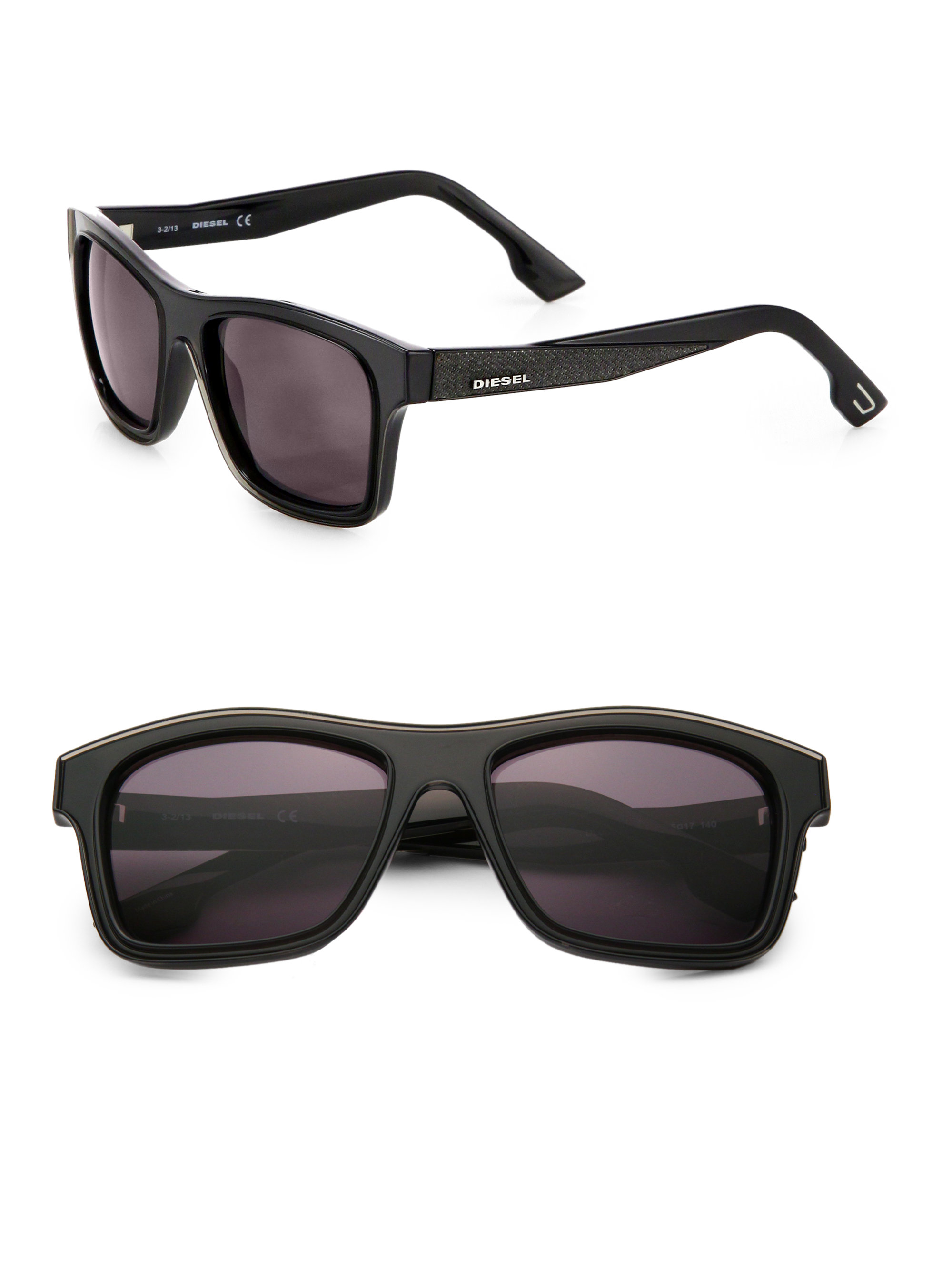 1b93f9eef6 Gallery. Previously sold at  Saks Fifth Avenue · Men s Wayfarer Sunglasses