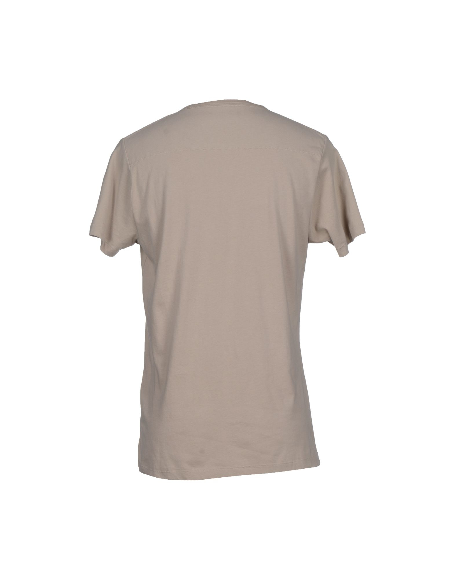 Lyst french connection t shirt in natural for men for French connection t shirt dress