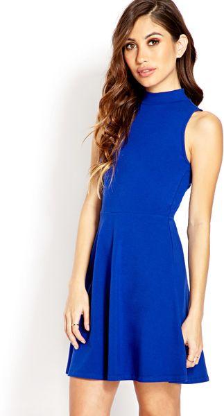Royal Blue Sundress