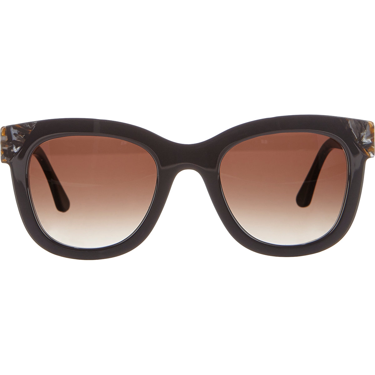 Thierry lasry chromaty Sunglasses in Black