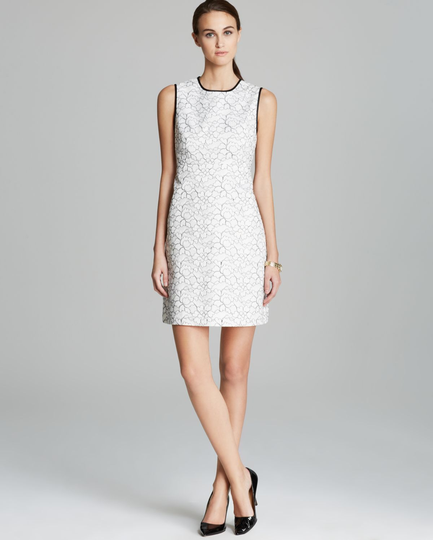 Lyst Kate Spade New York Blakely Dress In White