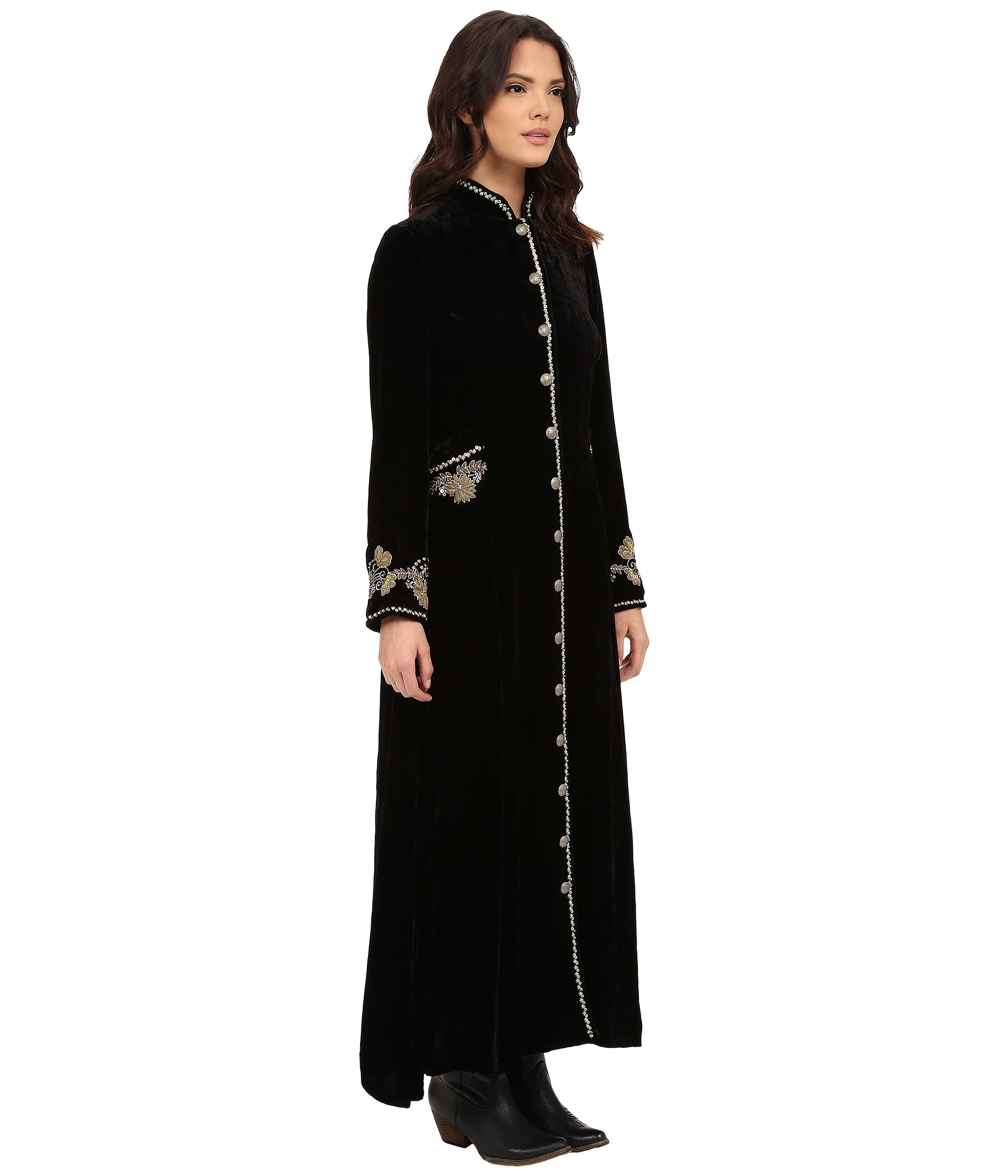 double d ranchwear between earth and sky dress in white lyst