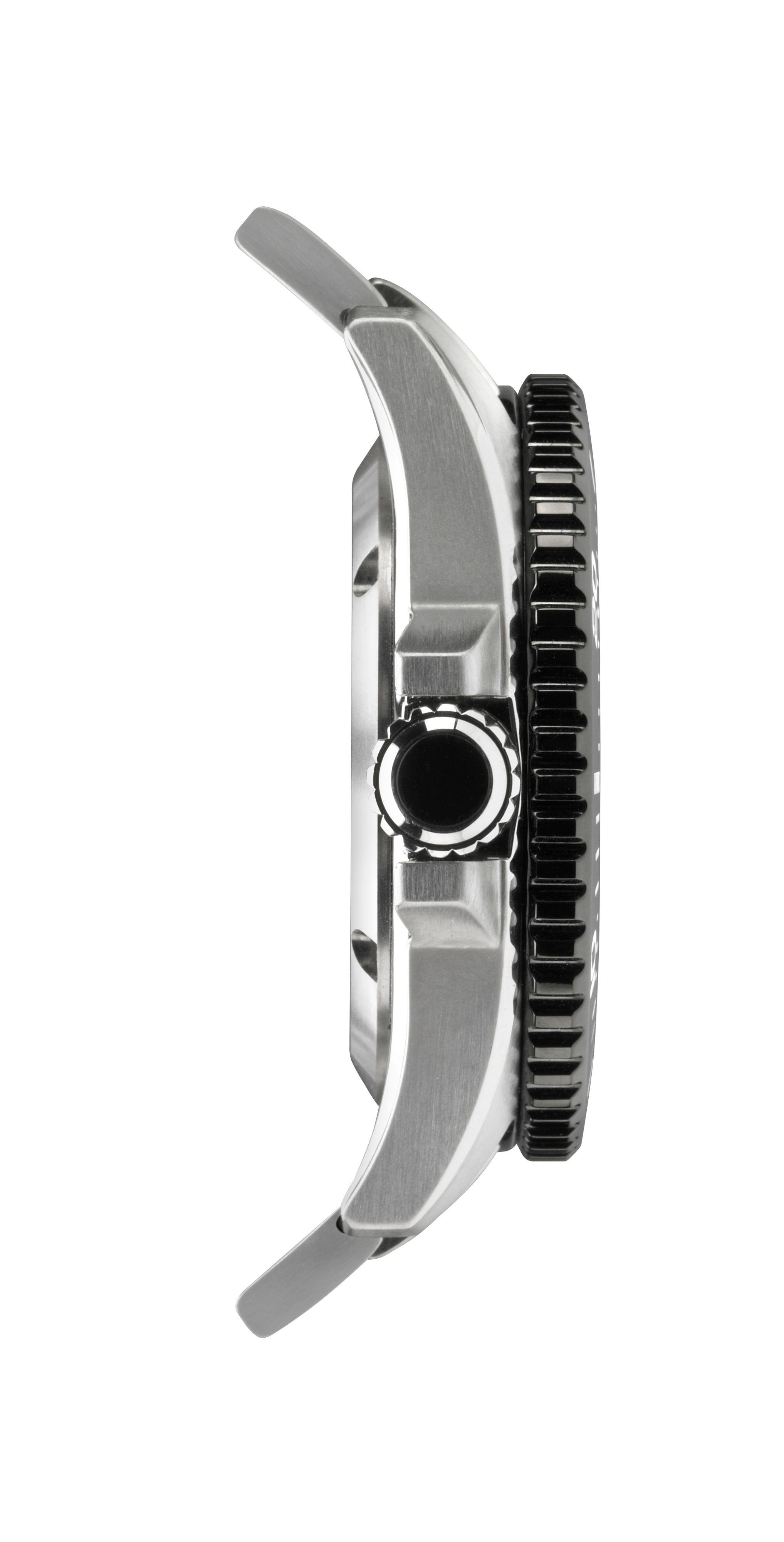 citizen bn0148 54e mens silver bracelet watch in metallic for men gallery