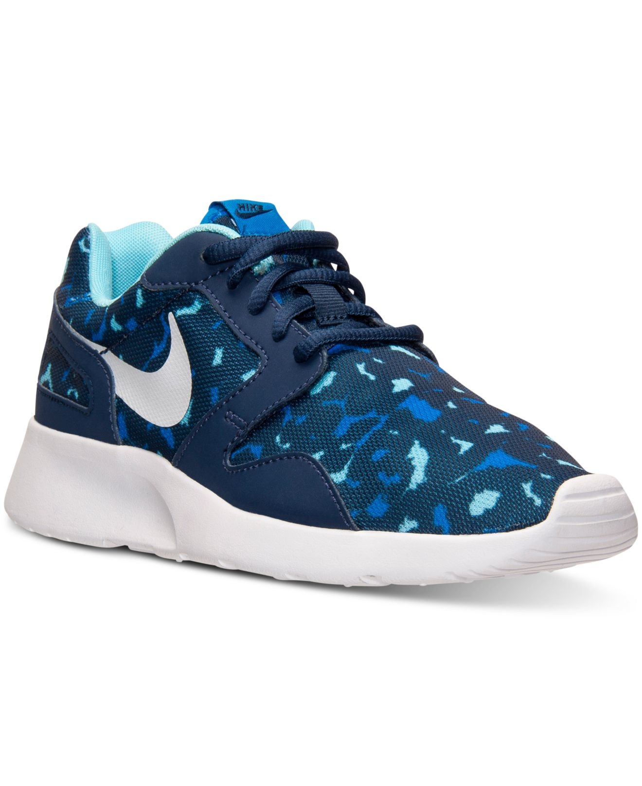 f6cf79693497 ... where can i buy lyst nike womens kaishi print casual sneakers from  finish line in da90c