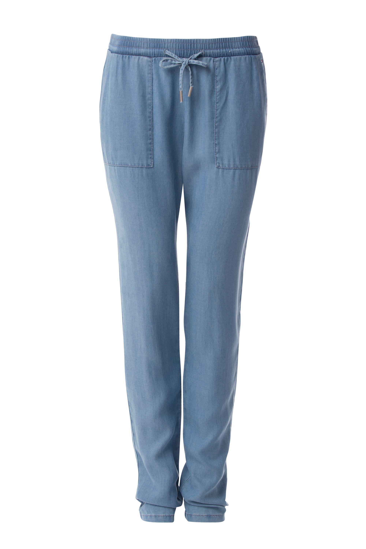 Beautiful  39Kamden39 Denim Jogger Pants In Blue For Men LIGHT BLUE  Lyst
