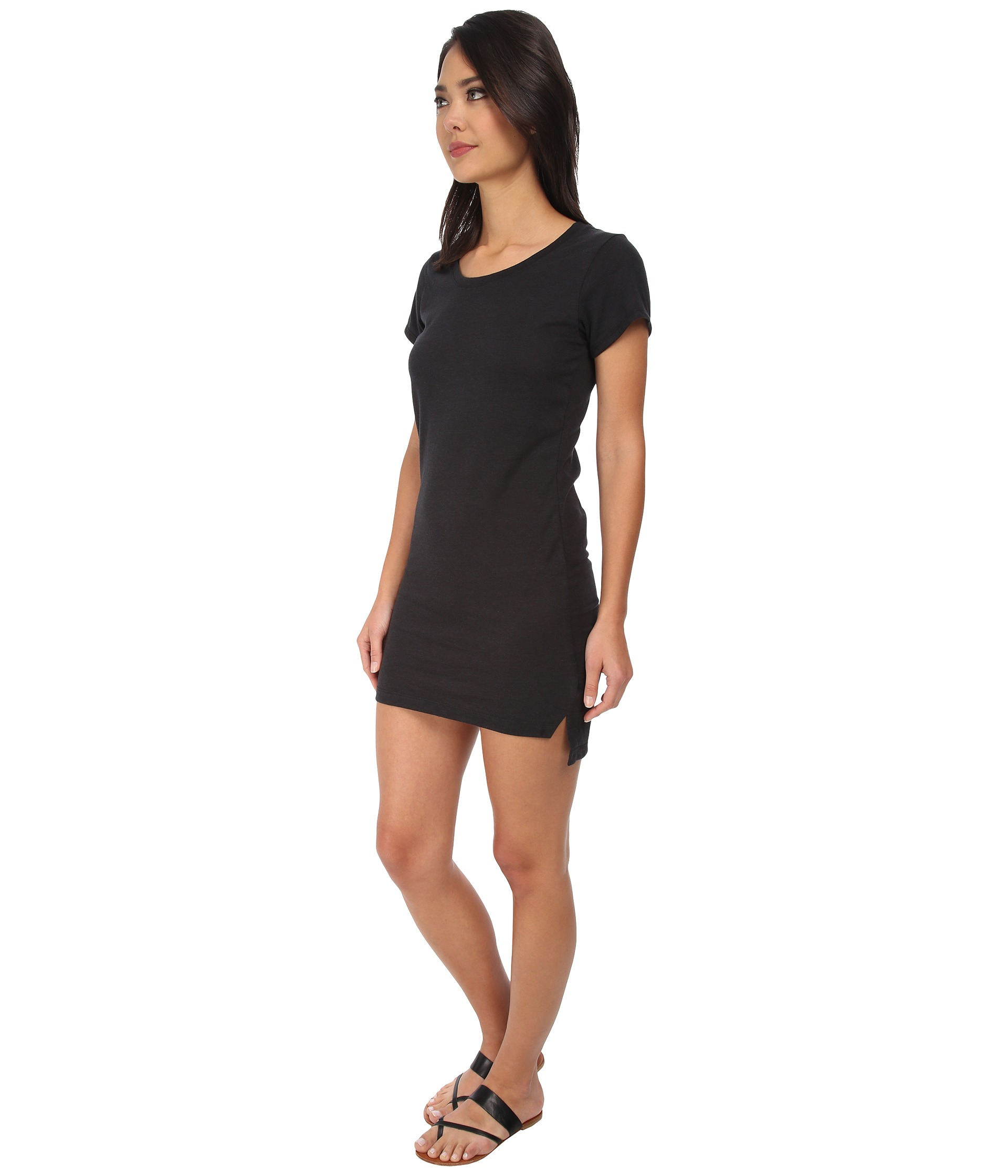 Find black cotton t-shirt dress at ShopStyle. Shop the latest collection of black cotton t-shirt dress from the most popular stores - all in one.