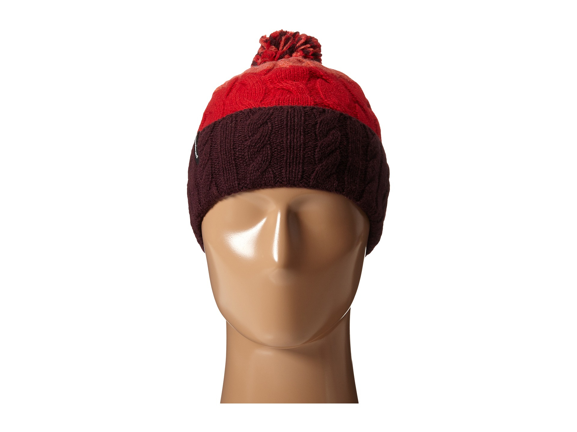 Lyst - Patagonia Pom Beanie in Red for Men cdd39cb6b94