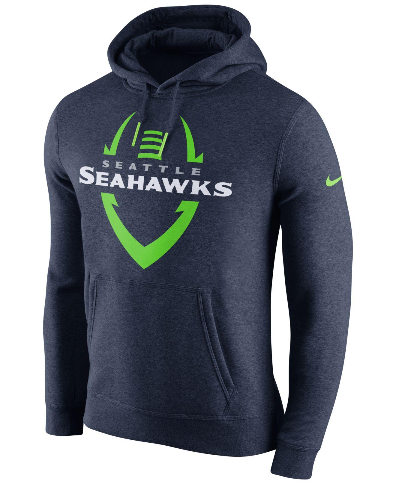 Nike seahawks hoodie