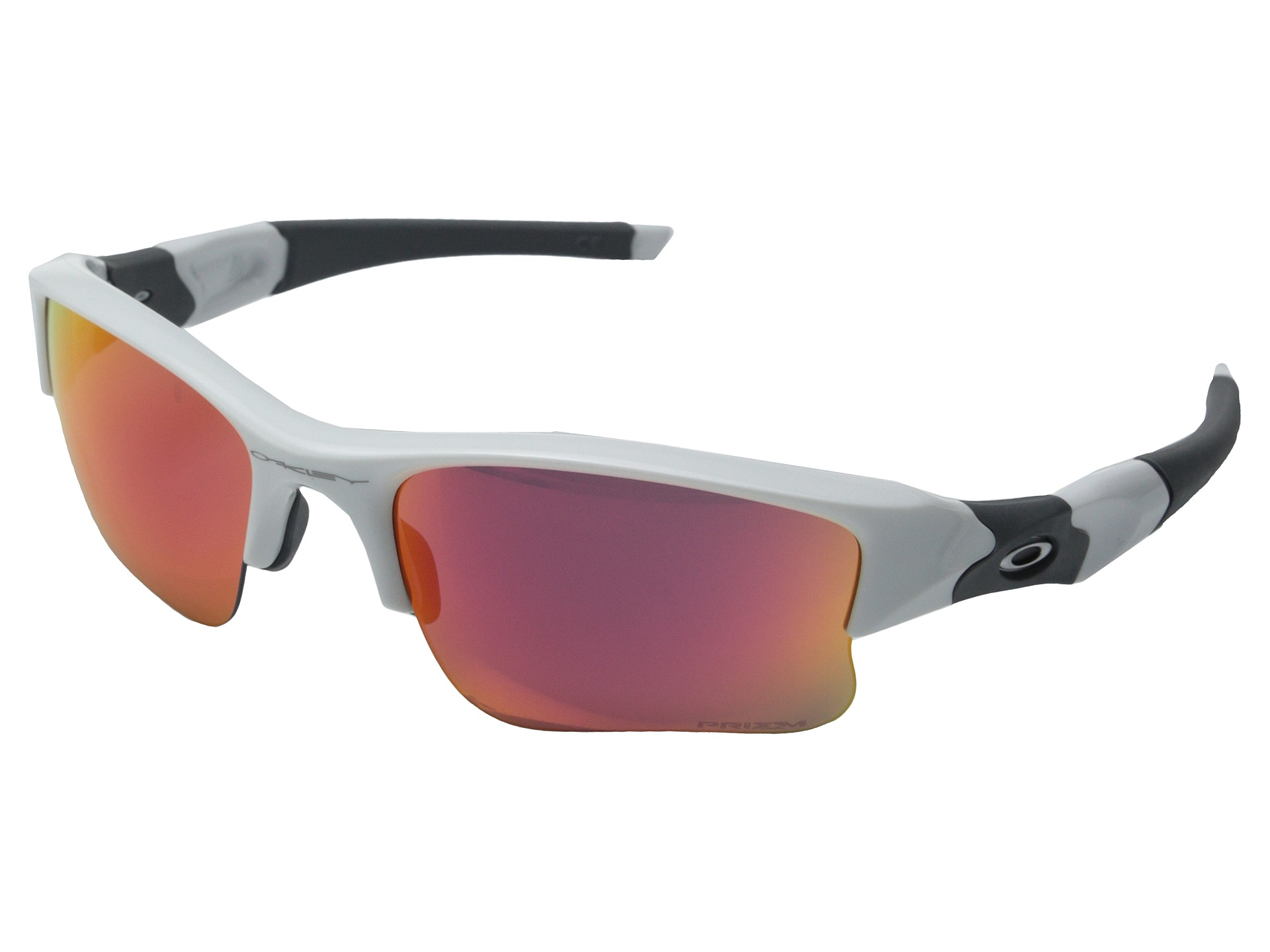 Oakley Flak Jacket Xlj White