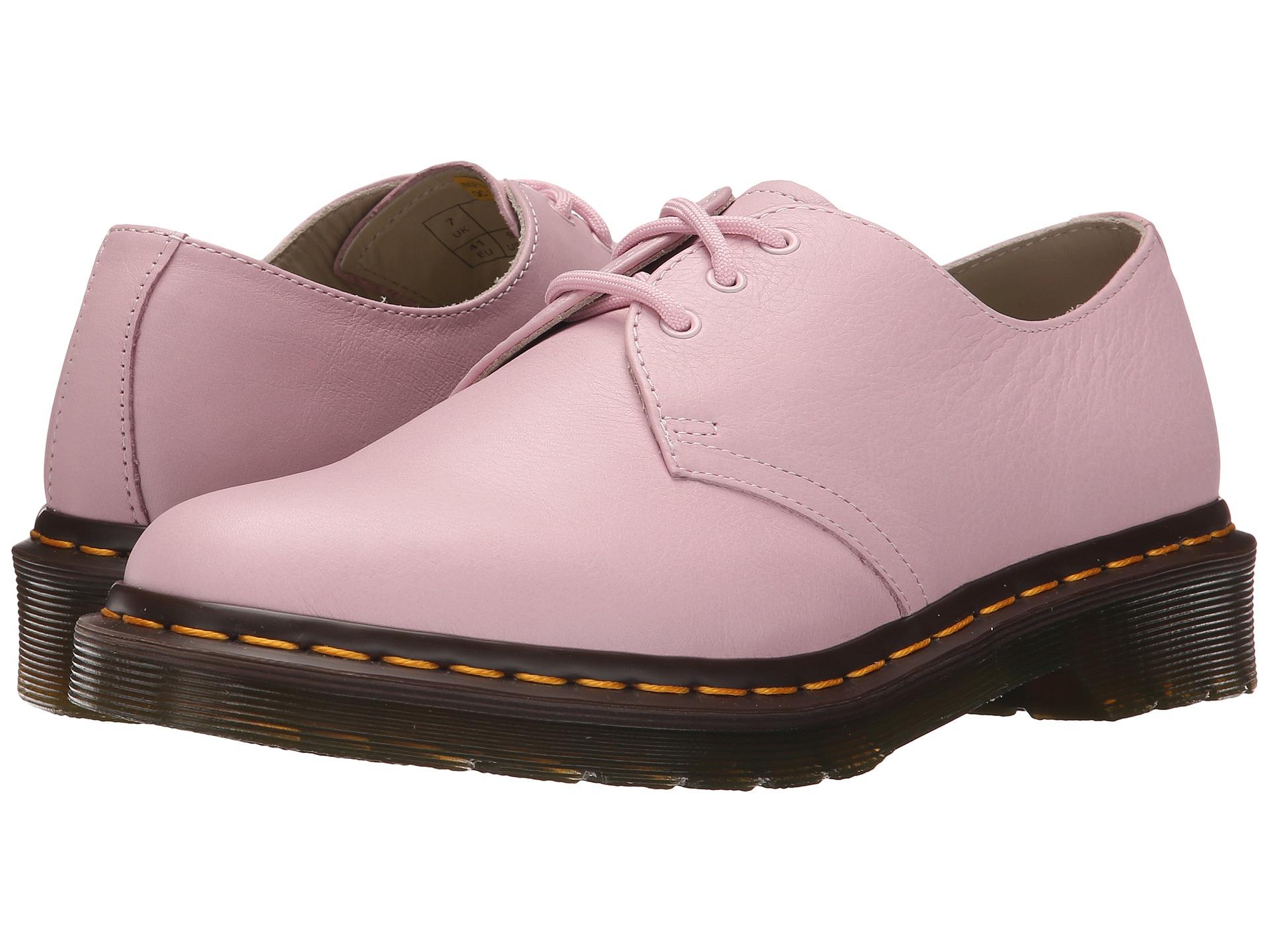 Dr. Martens Leather 1461 3-eyelet Shoe