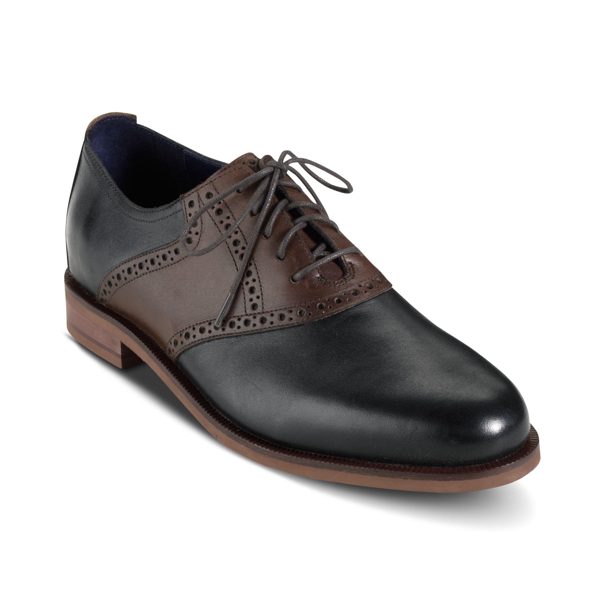 Cole Haan Mens Saddle Shoes